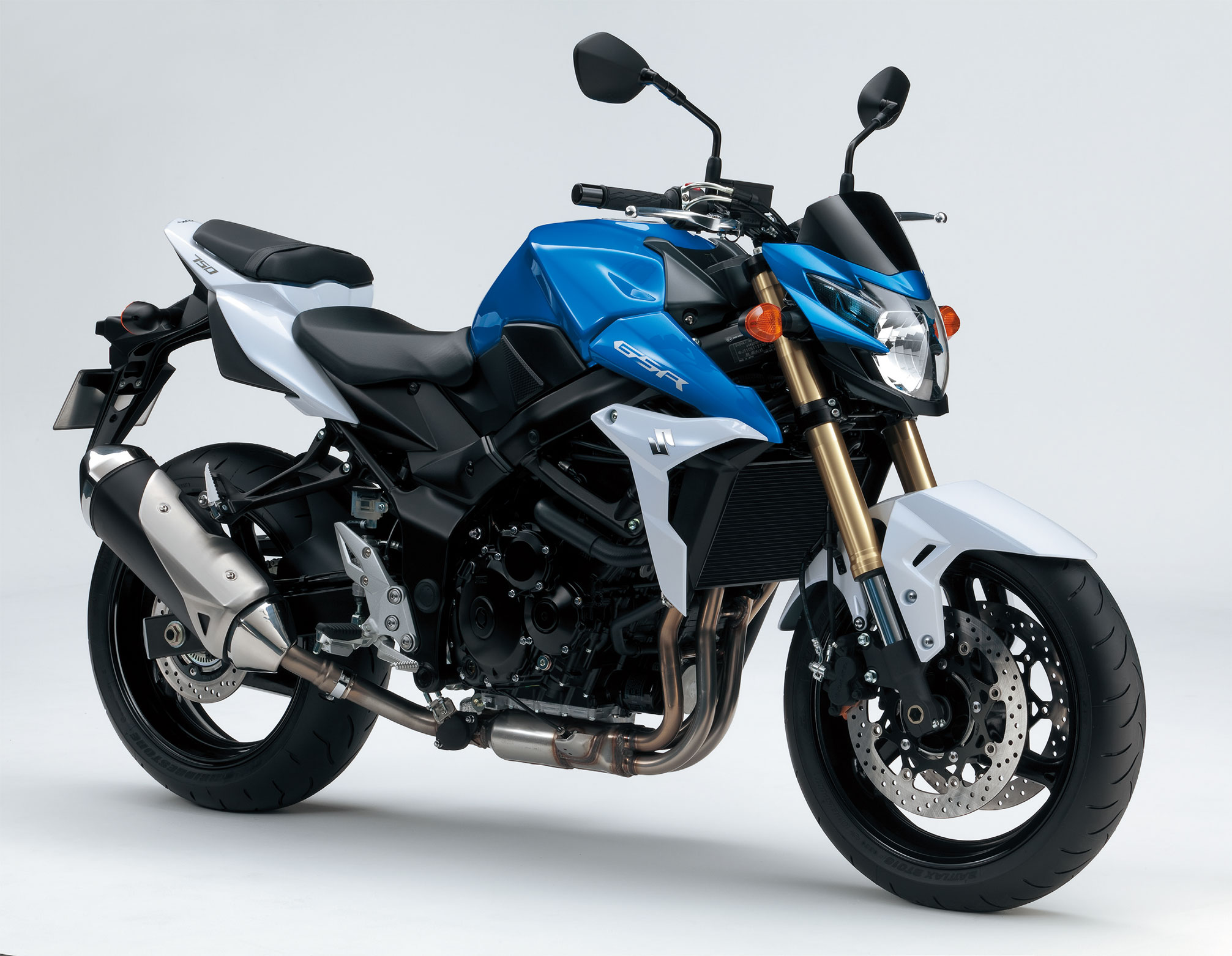 2013 suzuki gsr750 review - photo #1