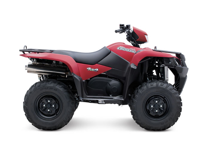 2013 Suzuki KingQuad 750AXi Power Steering 30th Anniversary Edition