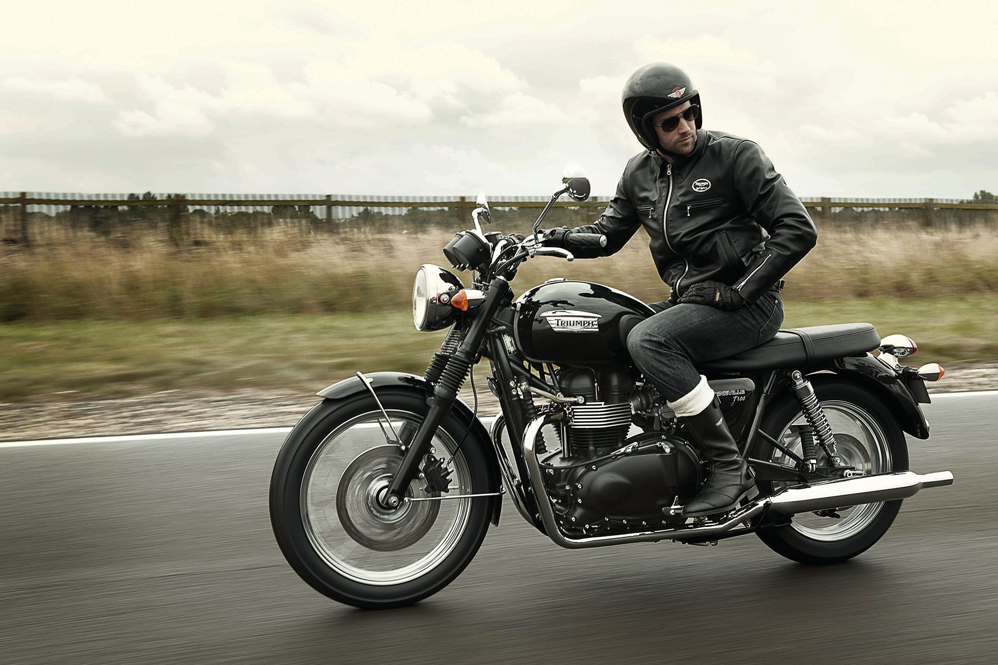 2013 Triumph Bonneville T100 Review
