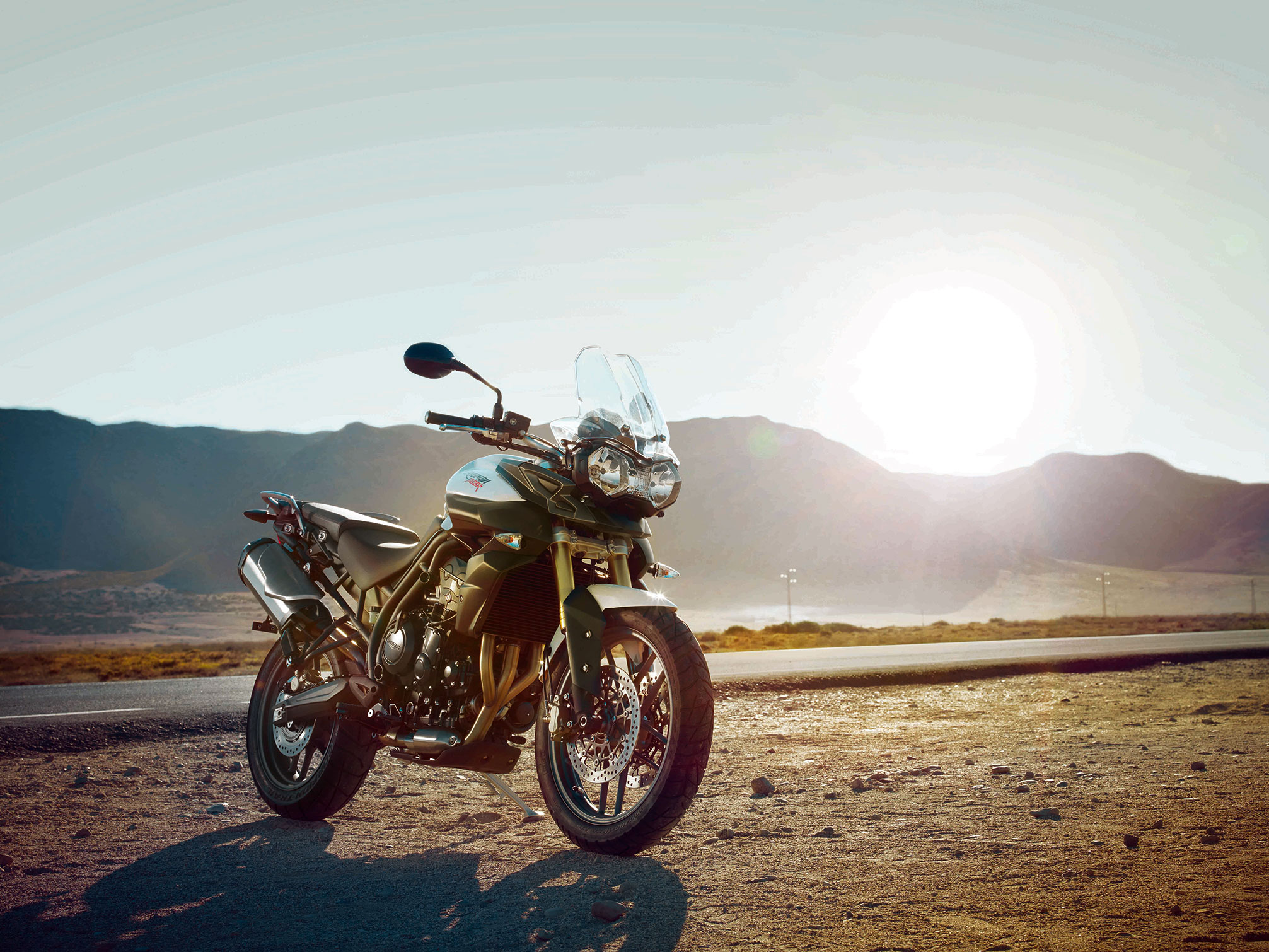 Tiger Art Wallpaper Jpg 960 800: 2013 Triumph Tiger 800 Review