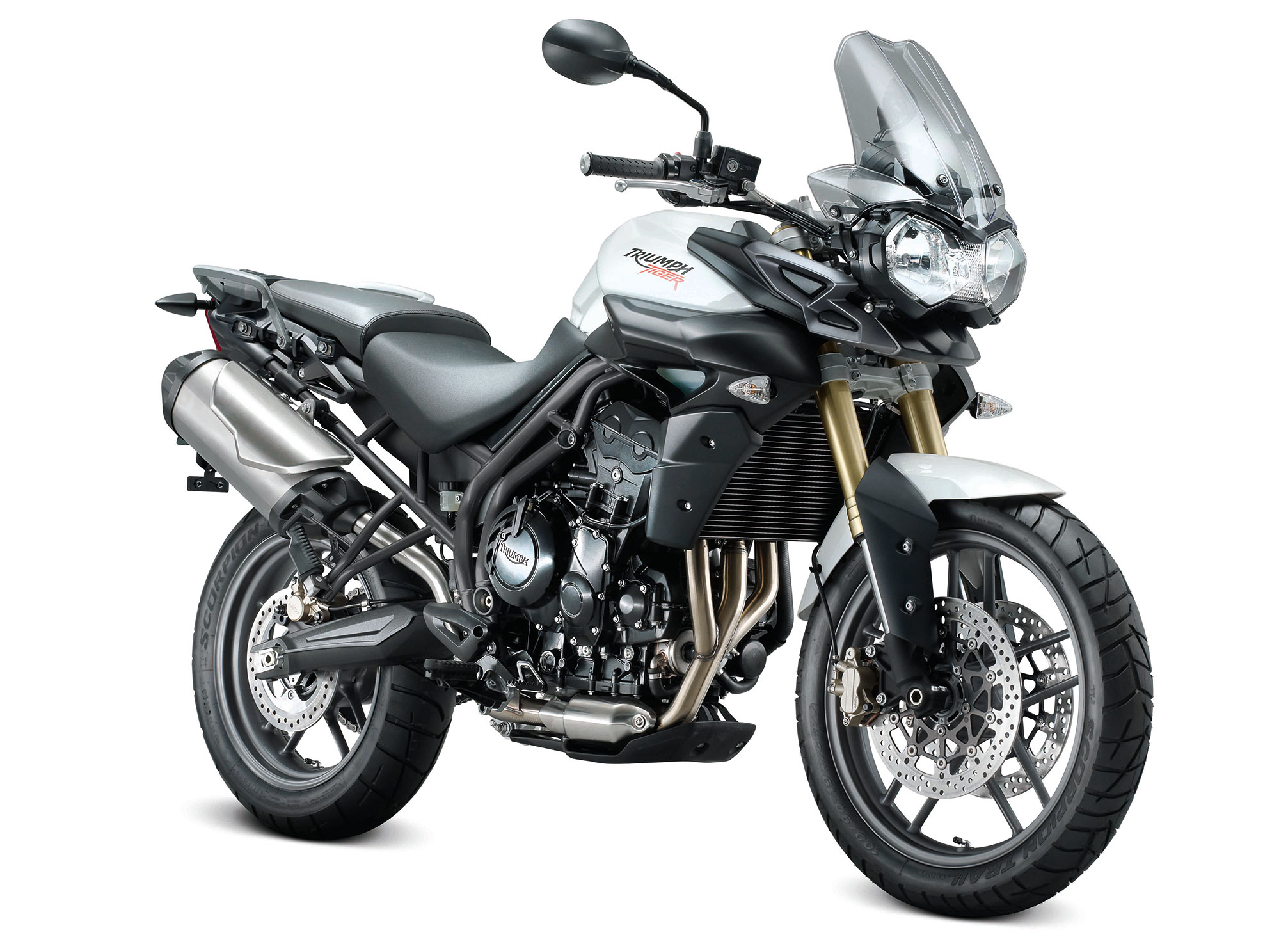 2014 Triumph Tiger 800 ABS Review