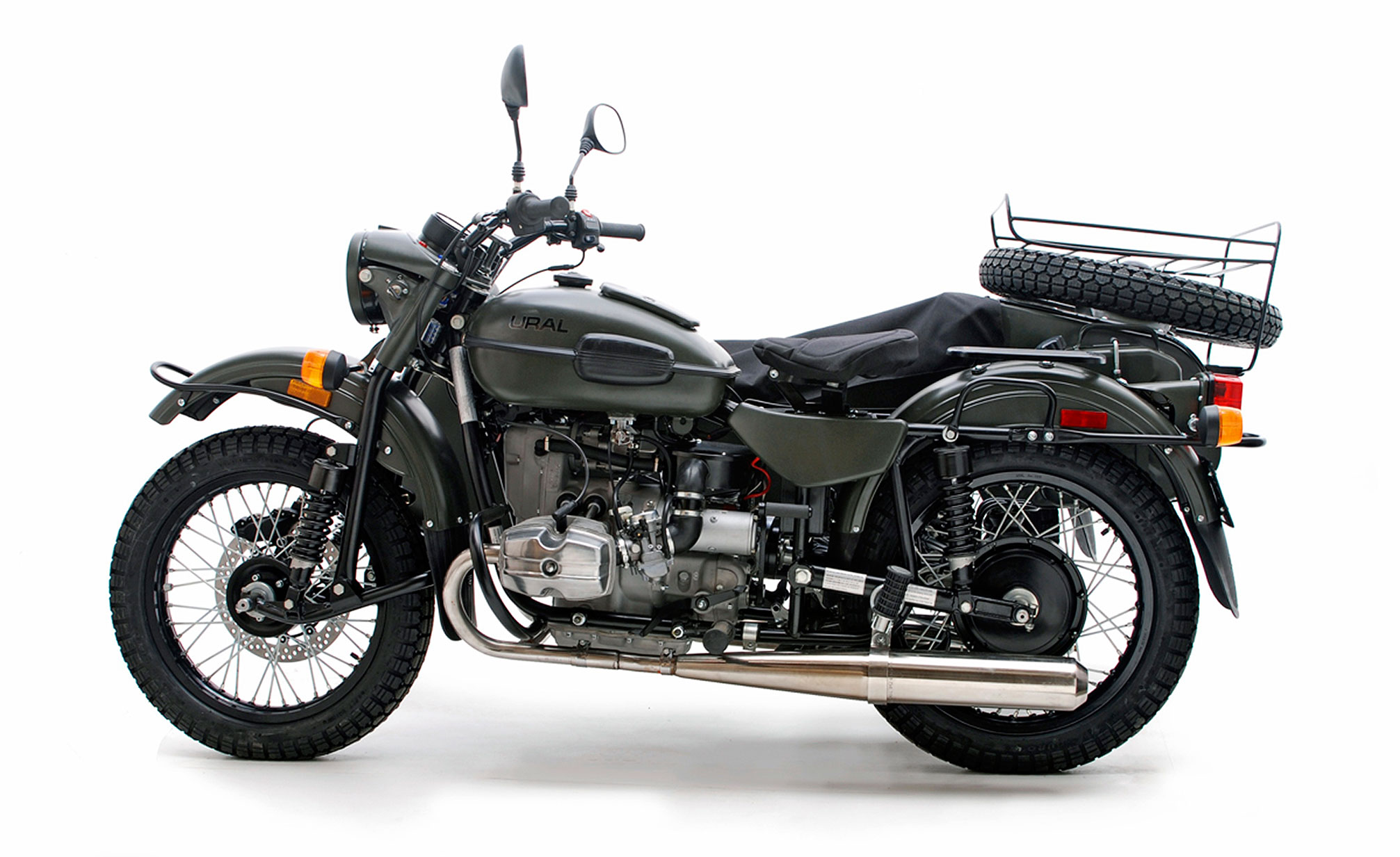 2013 Ural Gear-Up Review