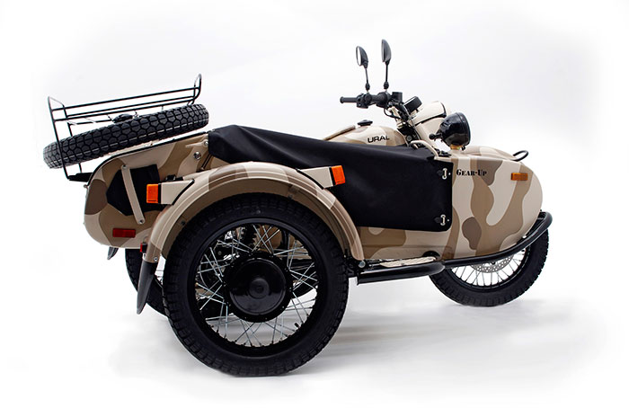 2013 Ural Gear-Up