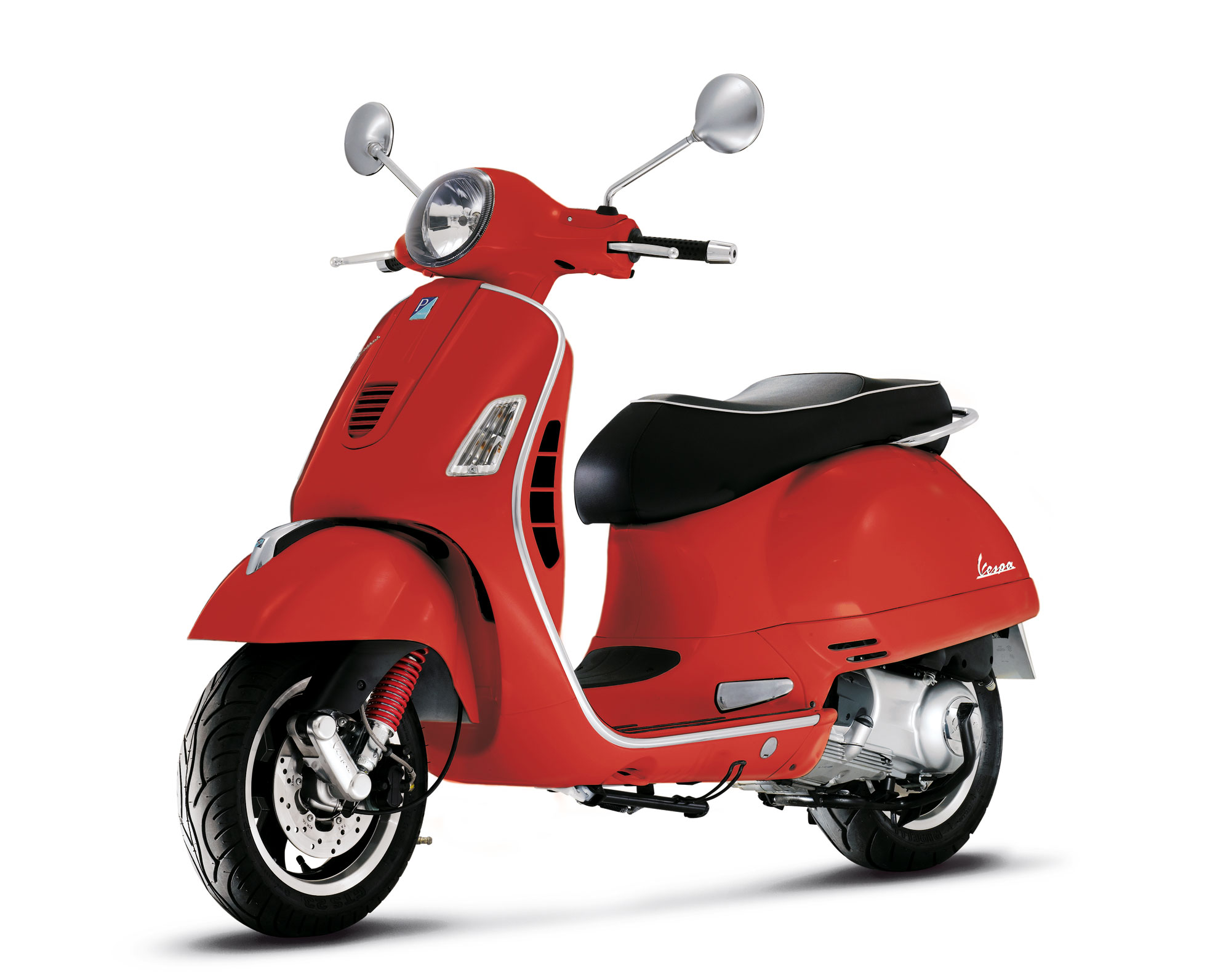 2013 Vespa GTS 300ie Super Scooter Reviewvespa