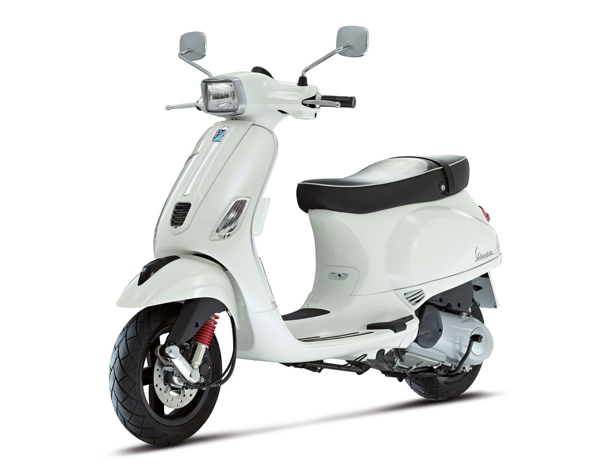 2013 Vespa S50 Scooter Review