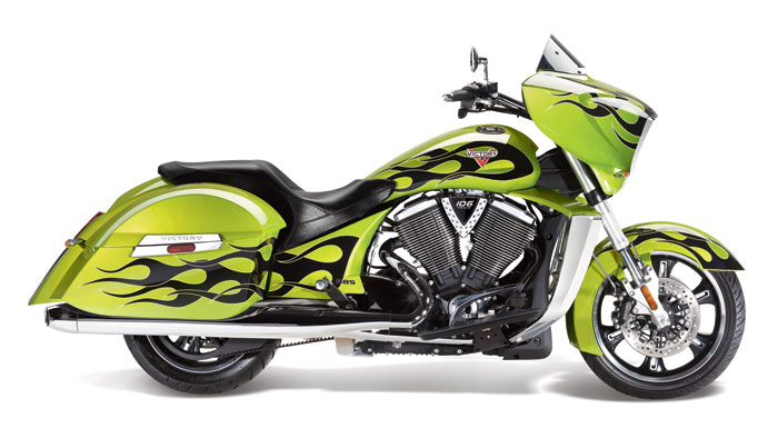 2013 Victory Cross Country