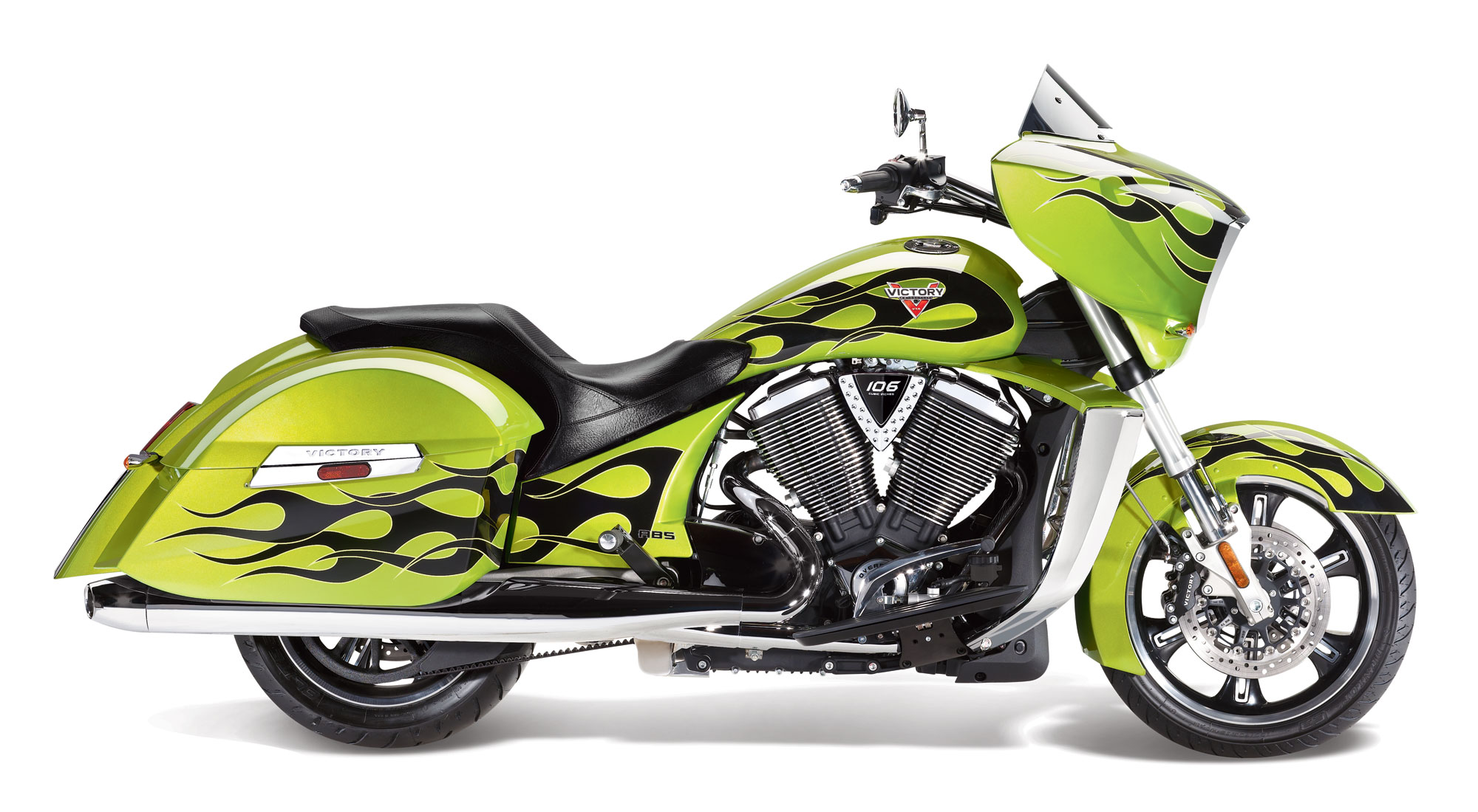 2013 Victory Cross Country Review