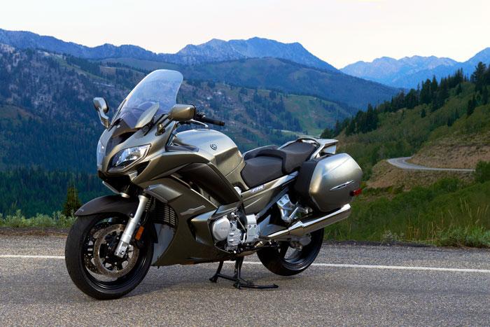 2013 Yamaha FJR1300A ABS