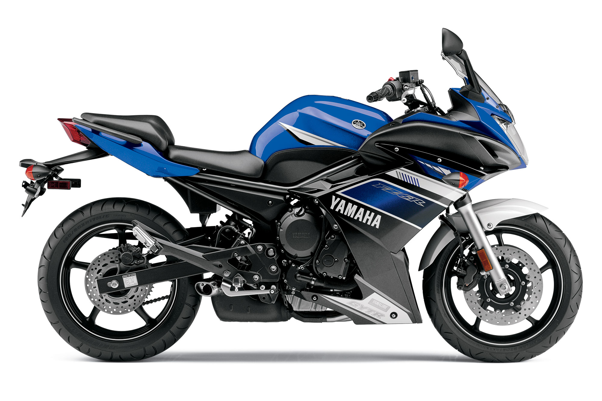 2013 Yamaha Fz6r Review