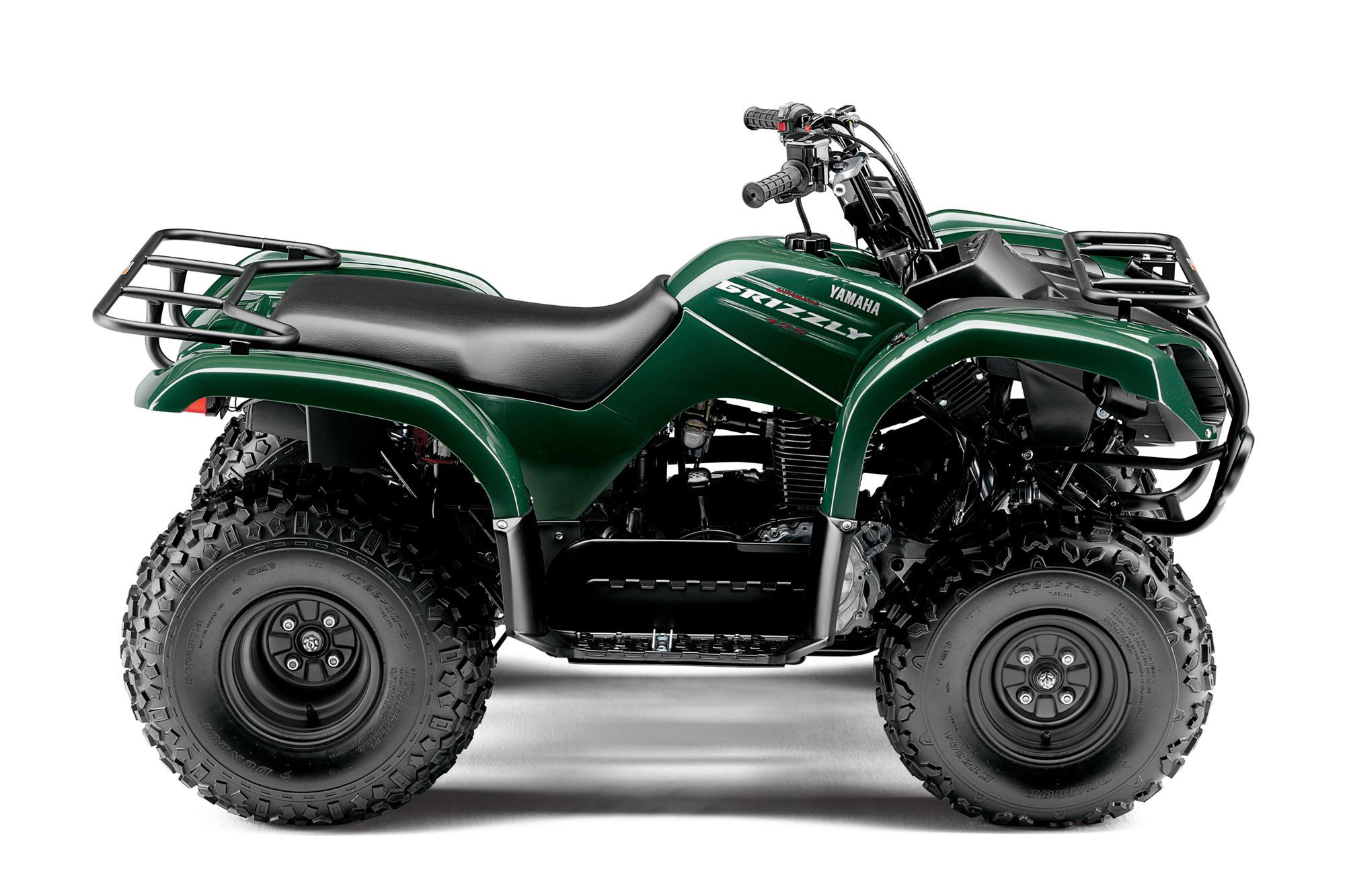 2013 yamaha grizzly 125 automatic review