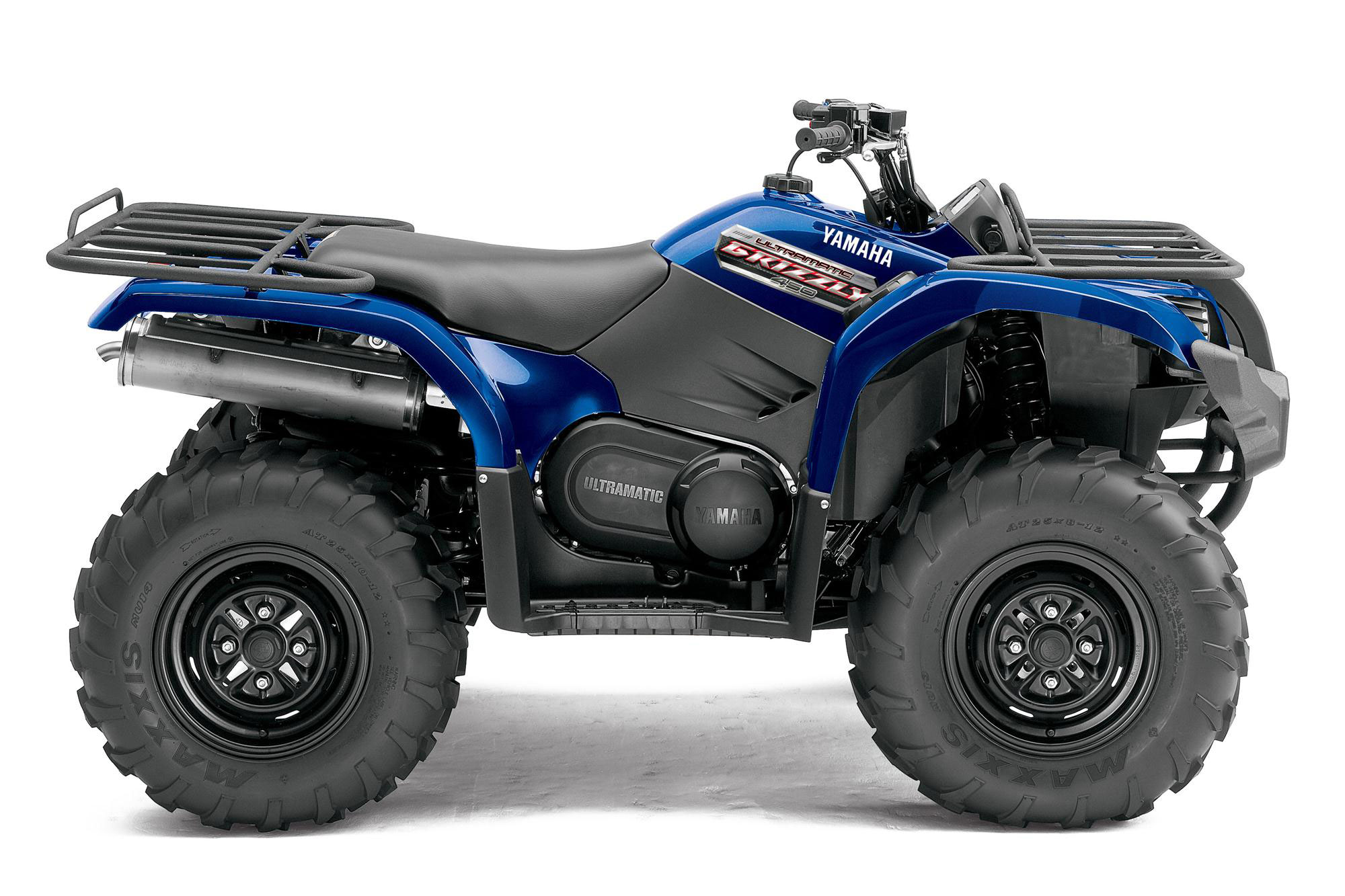 Yamaha 4x4 Pictures