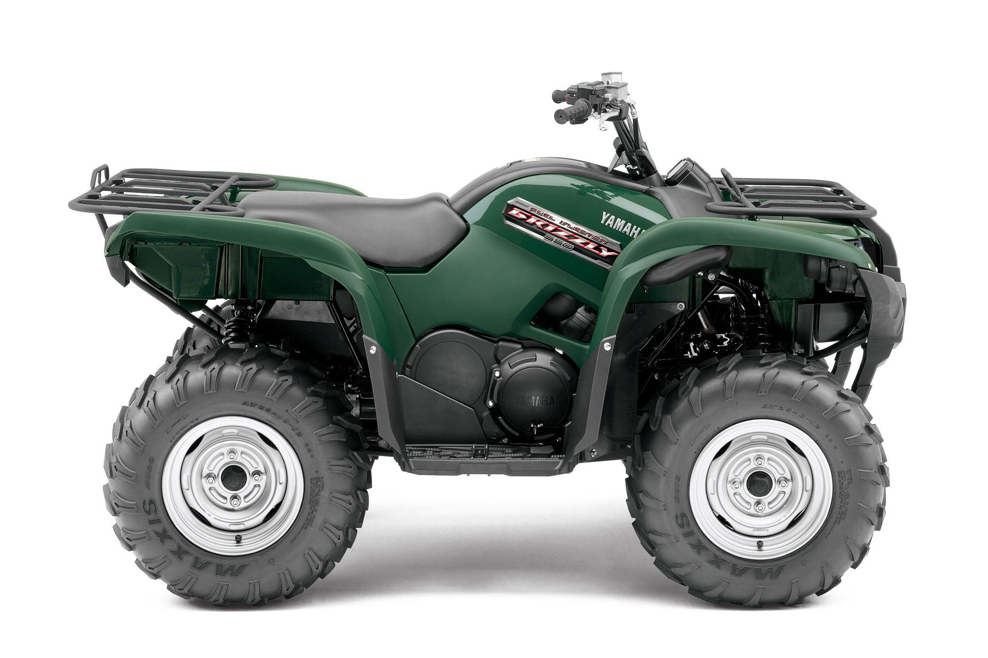 2013 yamaha grizzly 550 fi auto 4x4 review. Black Bedroom Furniture Sets. Home Design Ideas