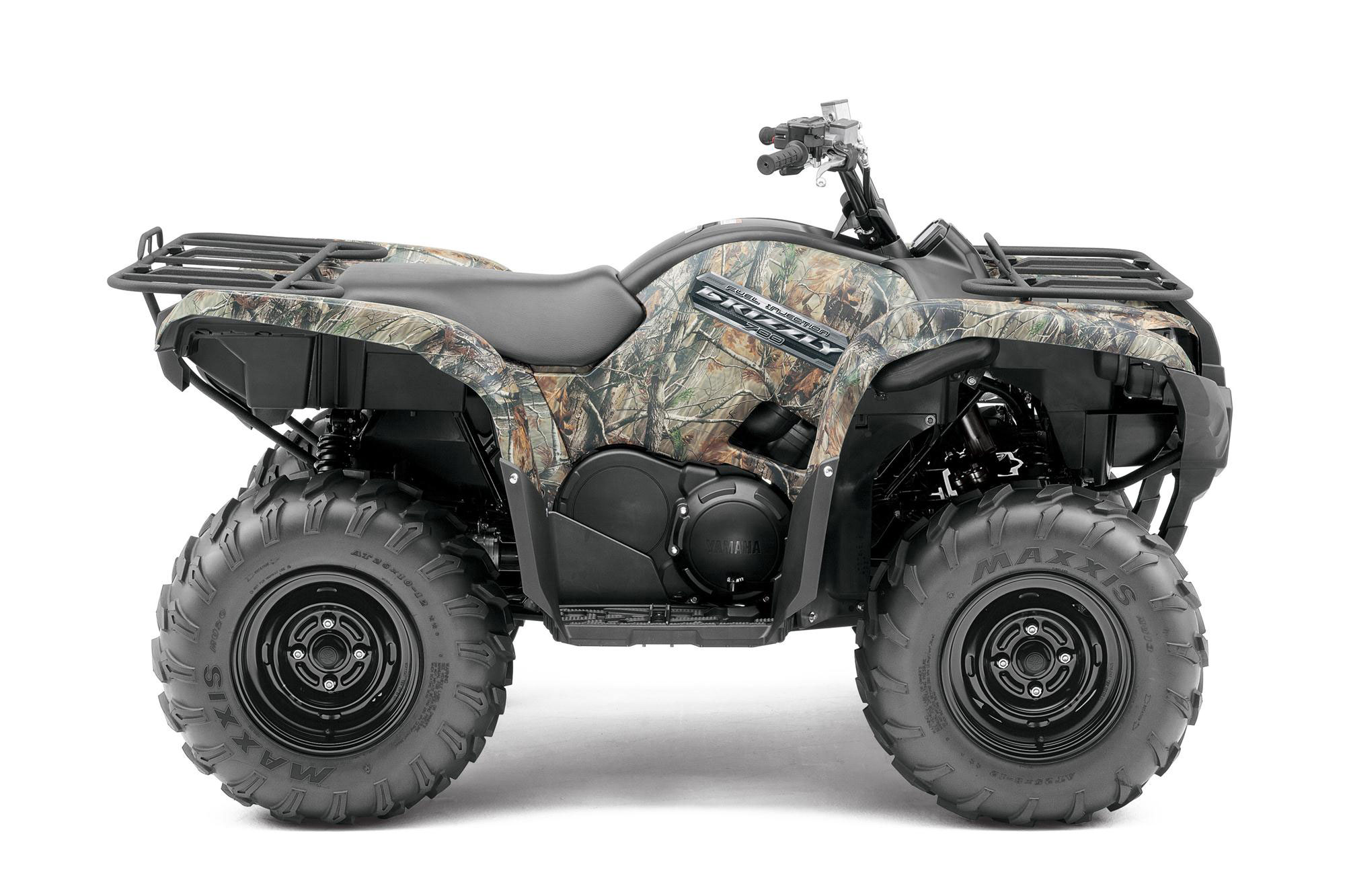 2013 yamaha grizzly 700 fi auto 4x4 review. Black Bedroom Furniture Sets. Home Design Ideas