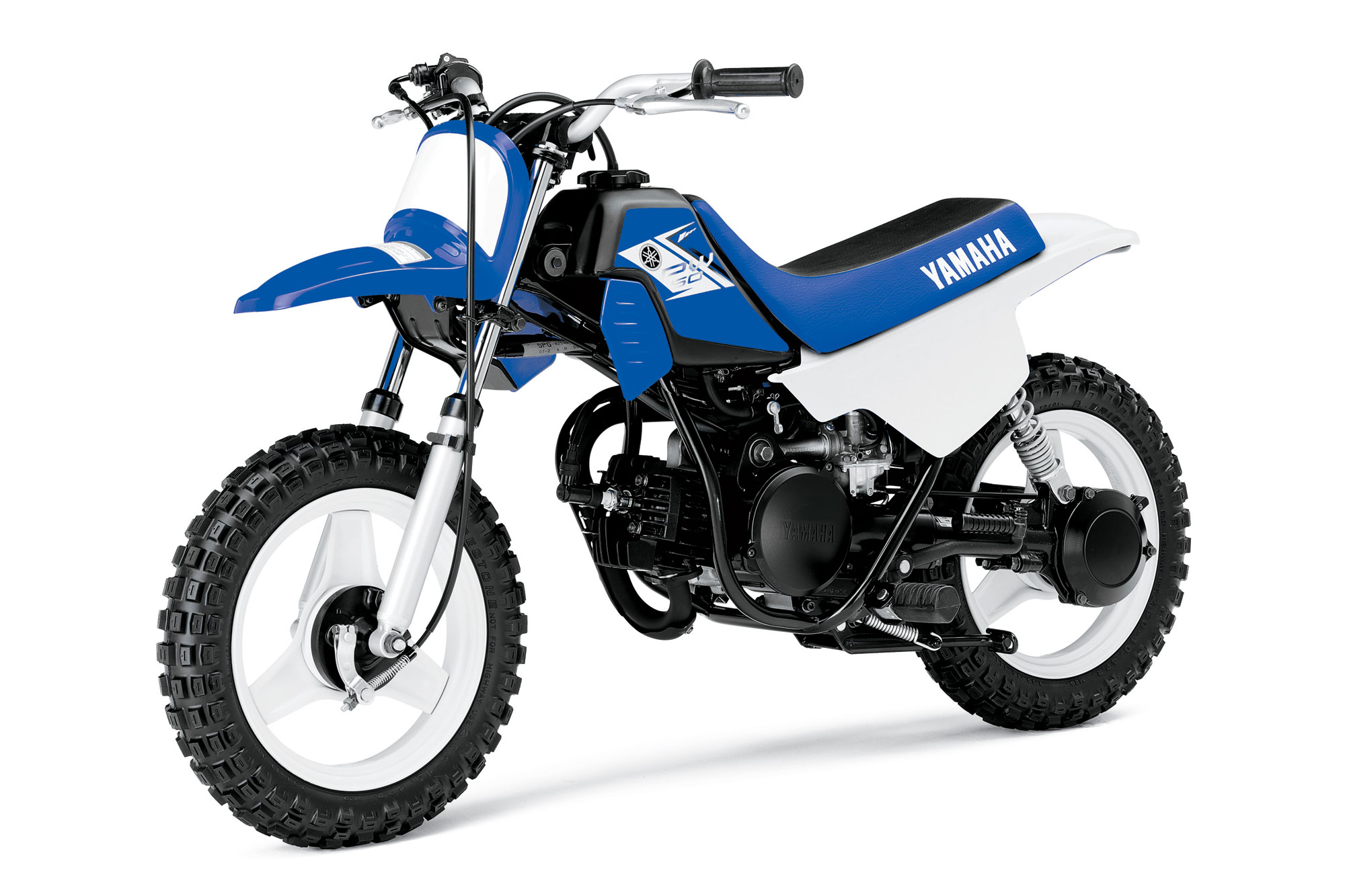 2013 yamaha pw50 2 stroke review for Yamaha 2 stroke