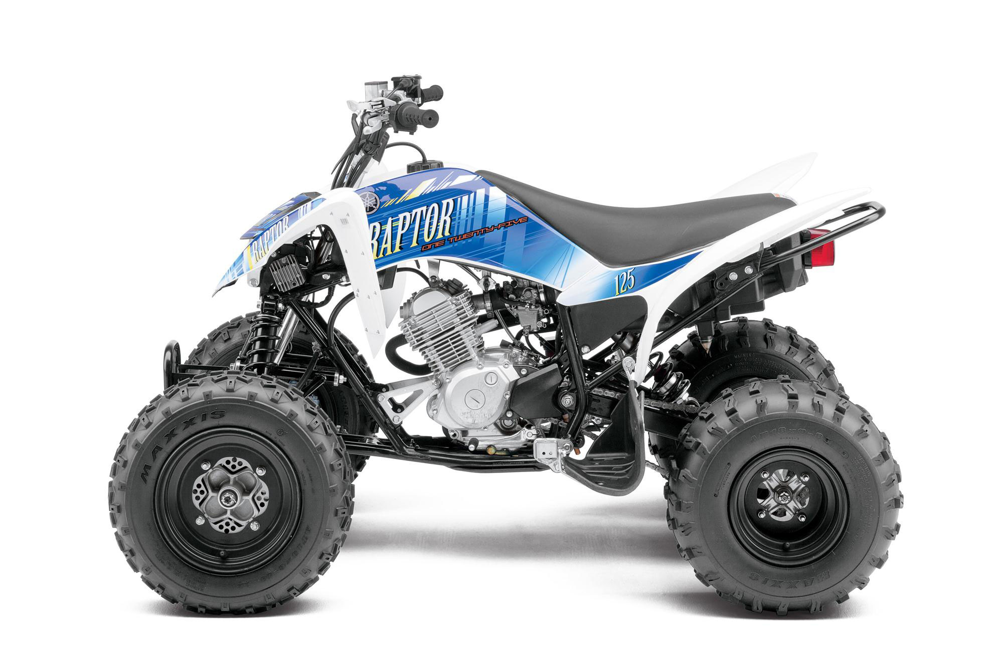 2013 yamaha raptor 125 review