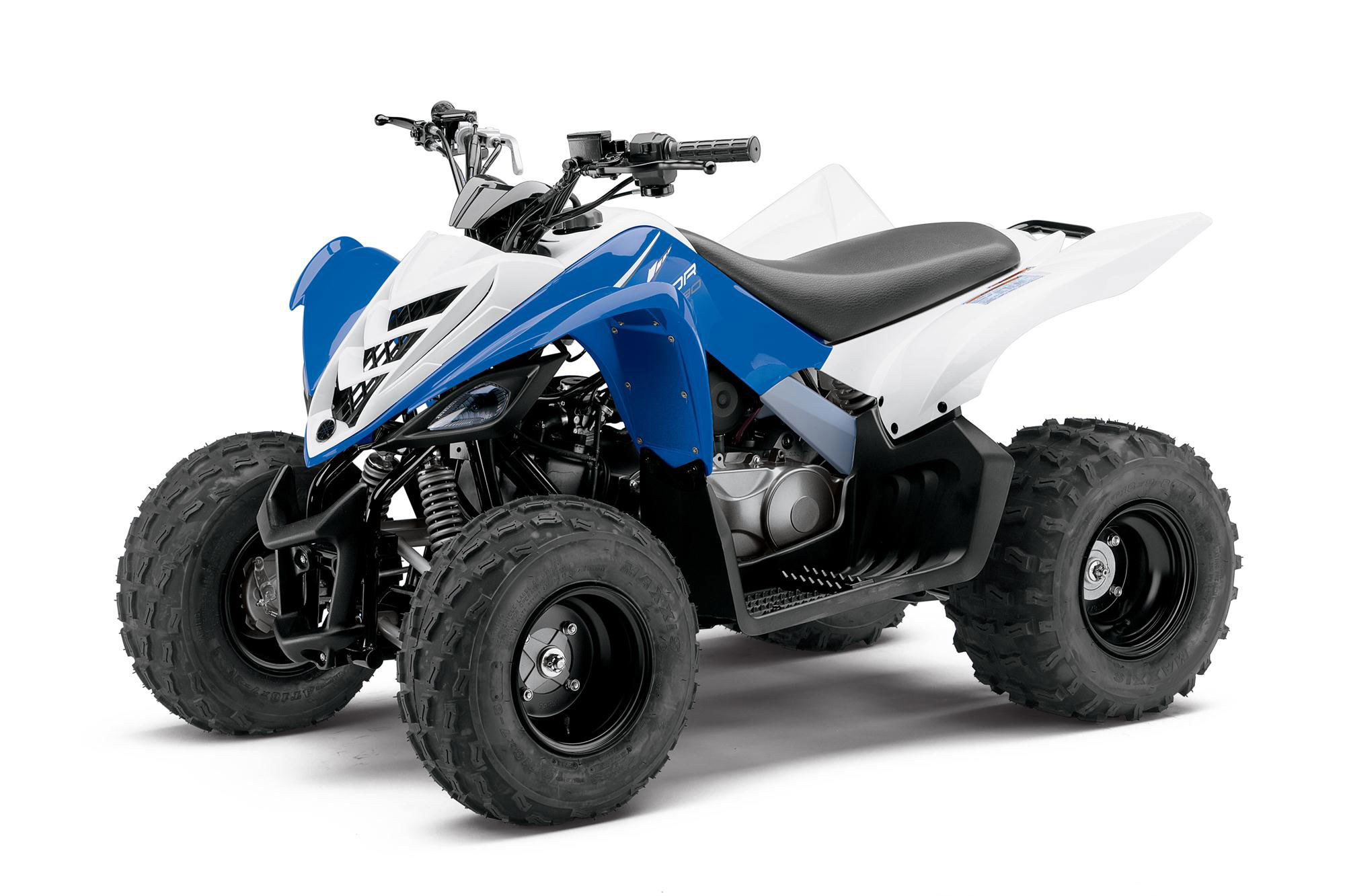 2013 yamaha raptor 90 review