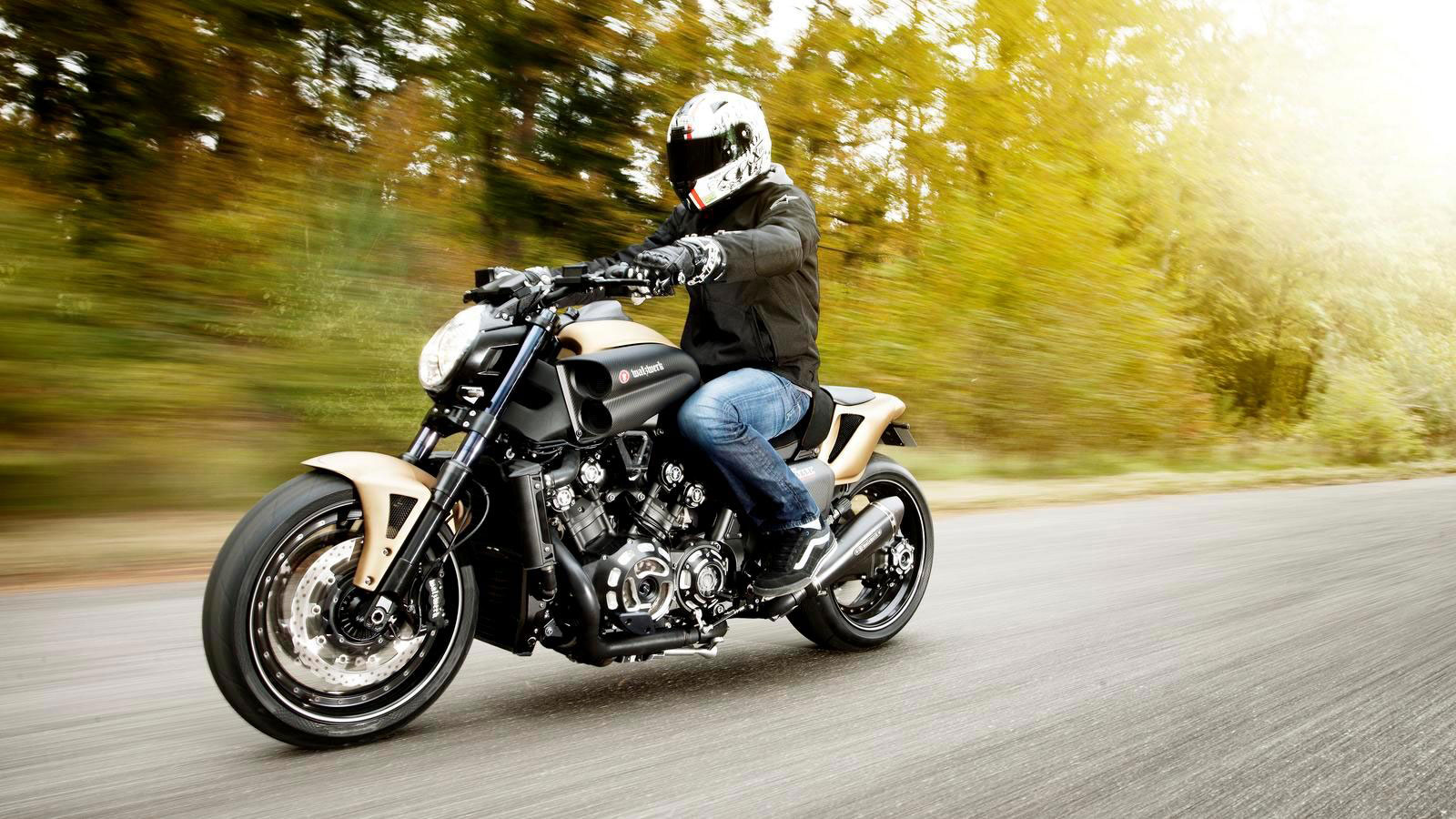 2013 Yamaha VMAX Hyper Modified Marcus Walz
