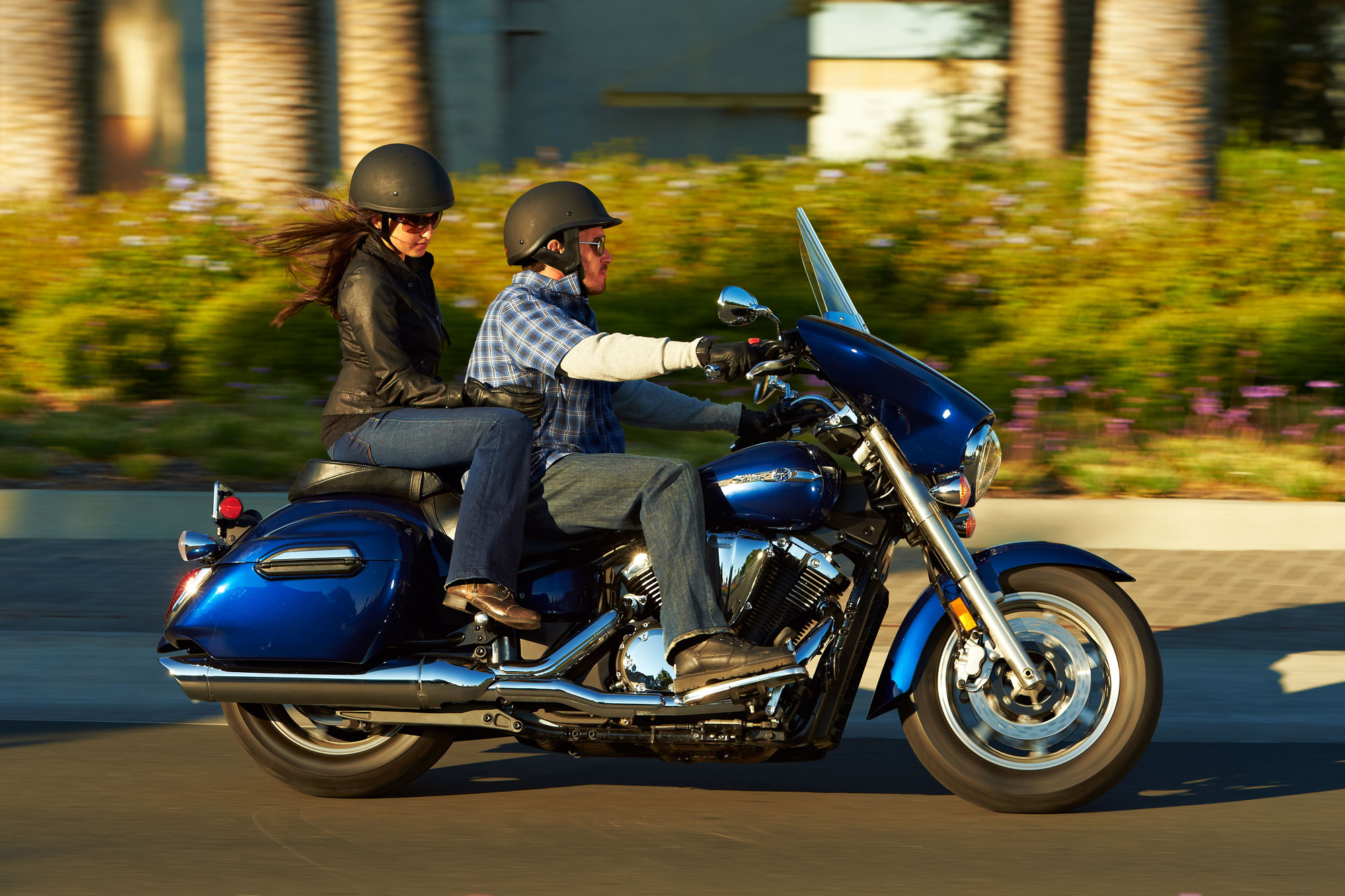2013 Yamaha V-Star 1300 Deluxe Review