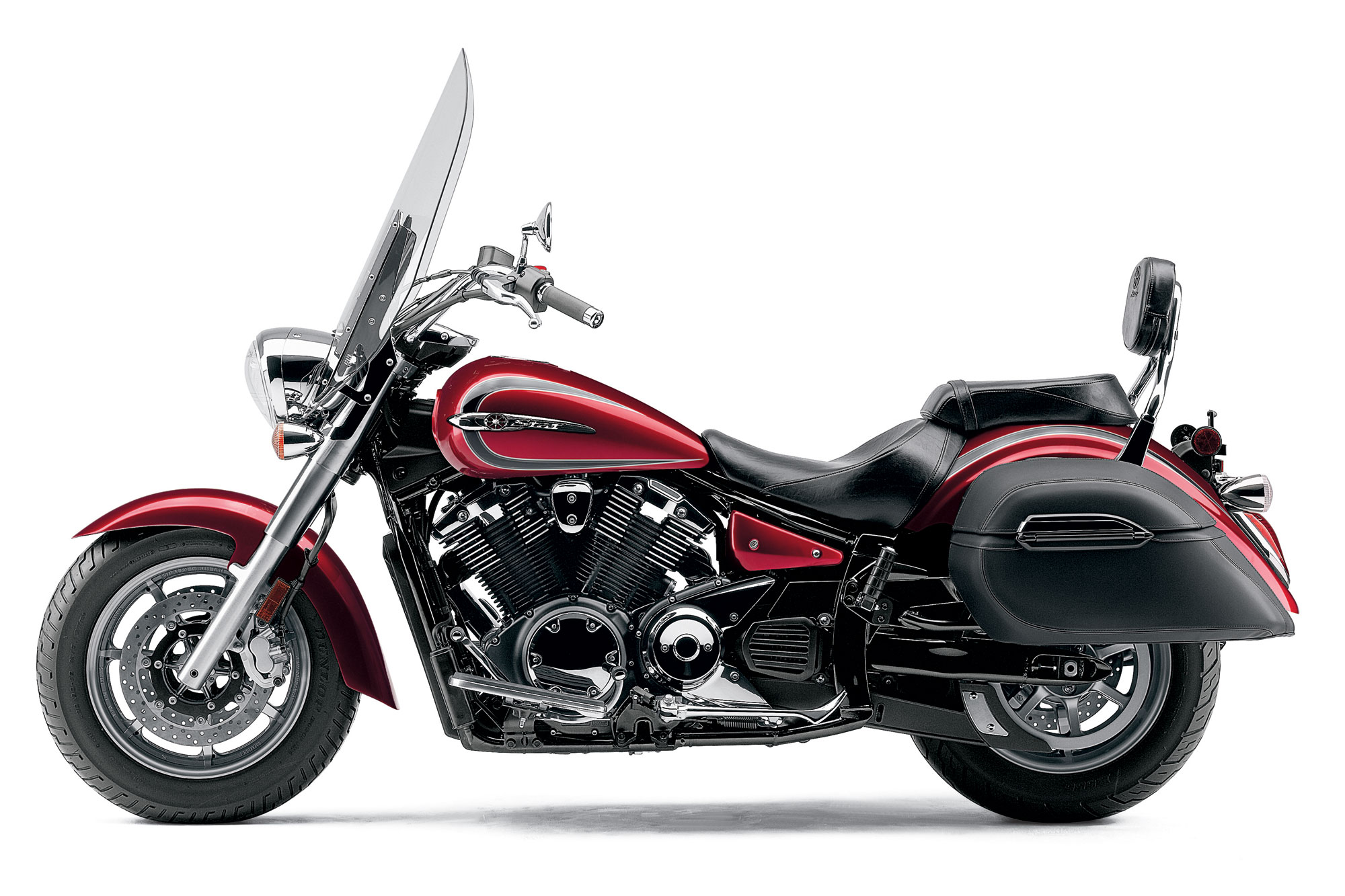 2013 Yamaha V Star 1300 Tourer Review