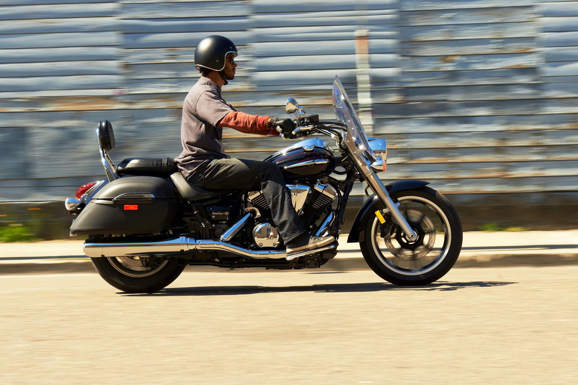 2013 Yamaha V-Star 950 Tourer Review