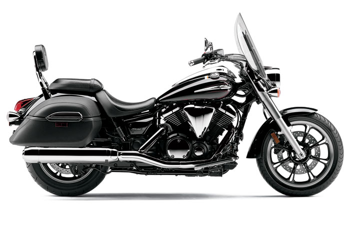 2013 Yamaha V-Star 950 Tourer