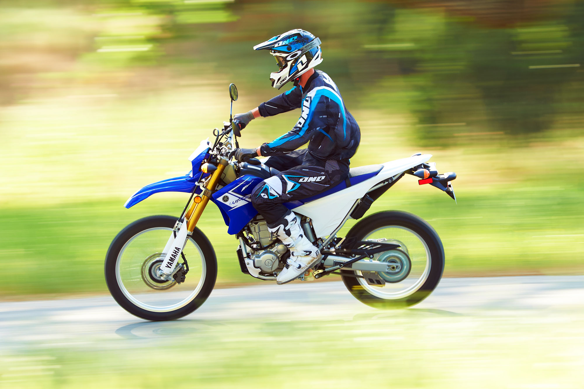 2013 Yamaha WR250R Review