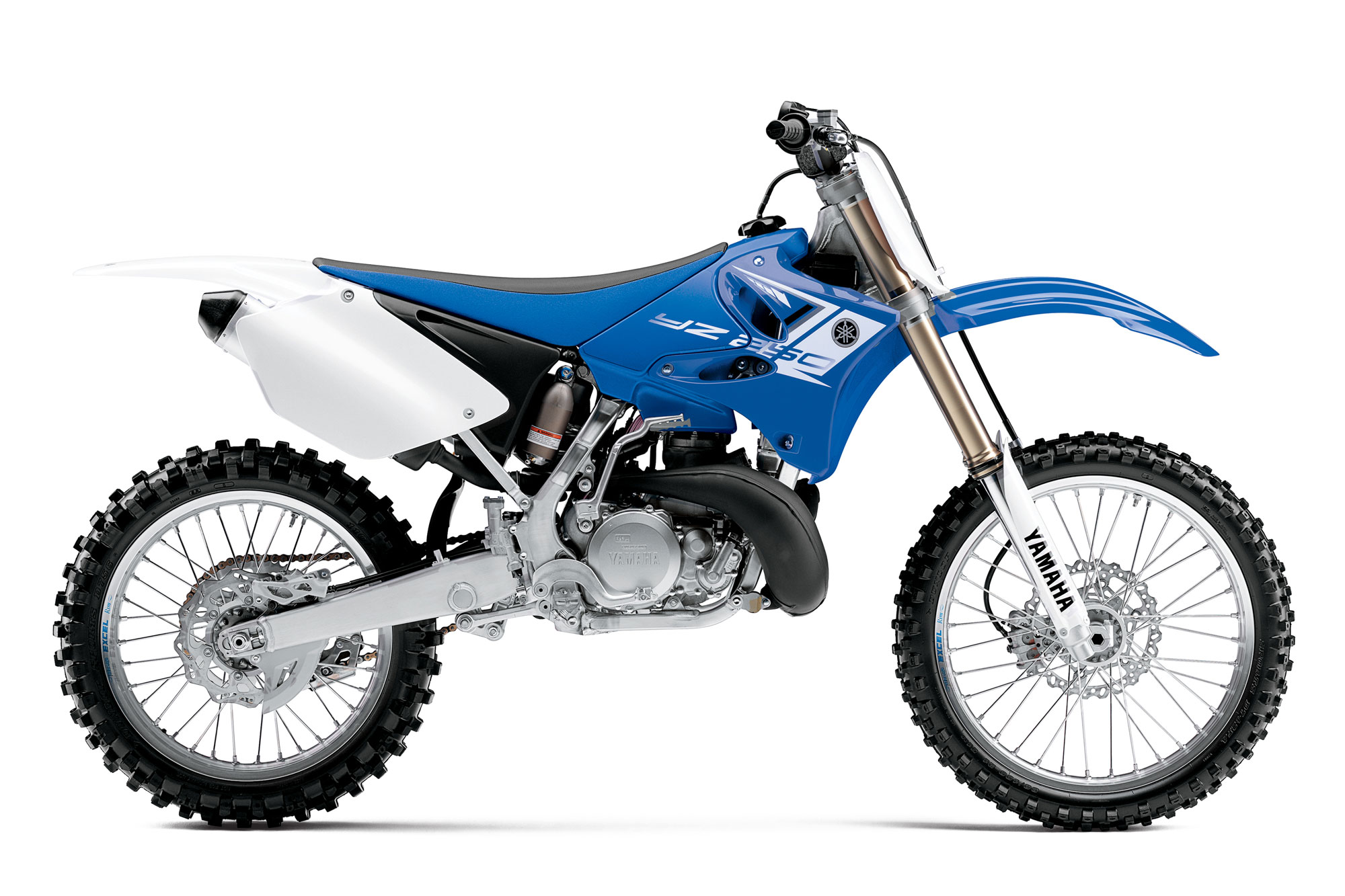 2013 yamaha yz250 2 stroke review for Yamaha 250 four stroke