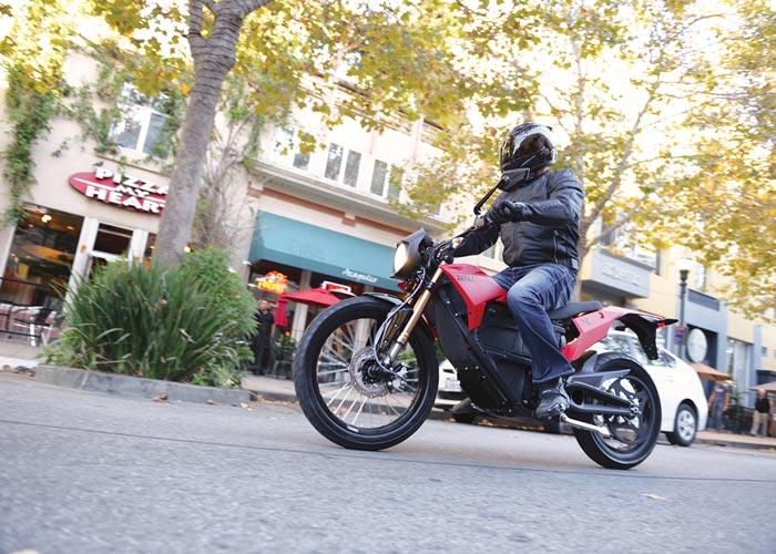 2013 Zero XU Urban Crosser