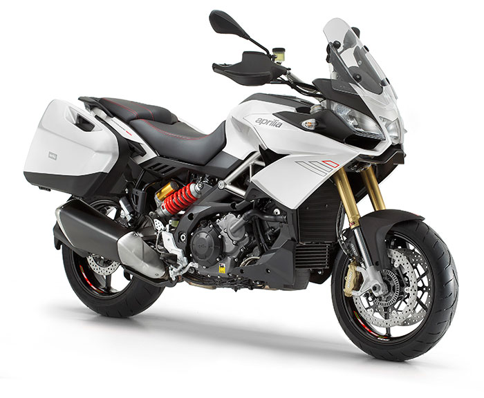 2014 Aprilia Caponord 1200 ABS Travel Pack