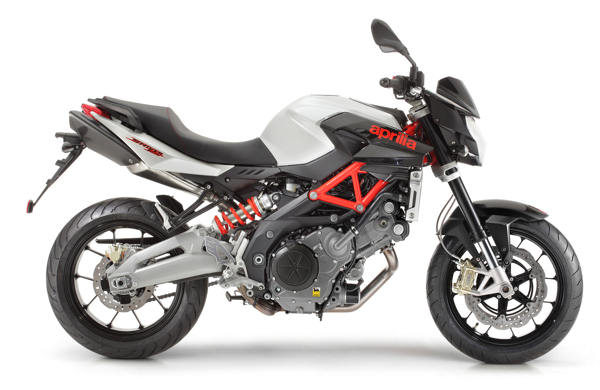 2014 Aprilia Shiver 750 Review