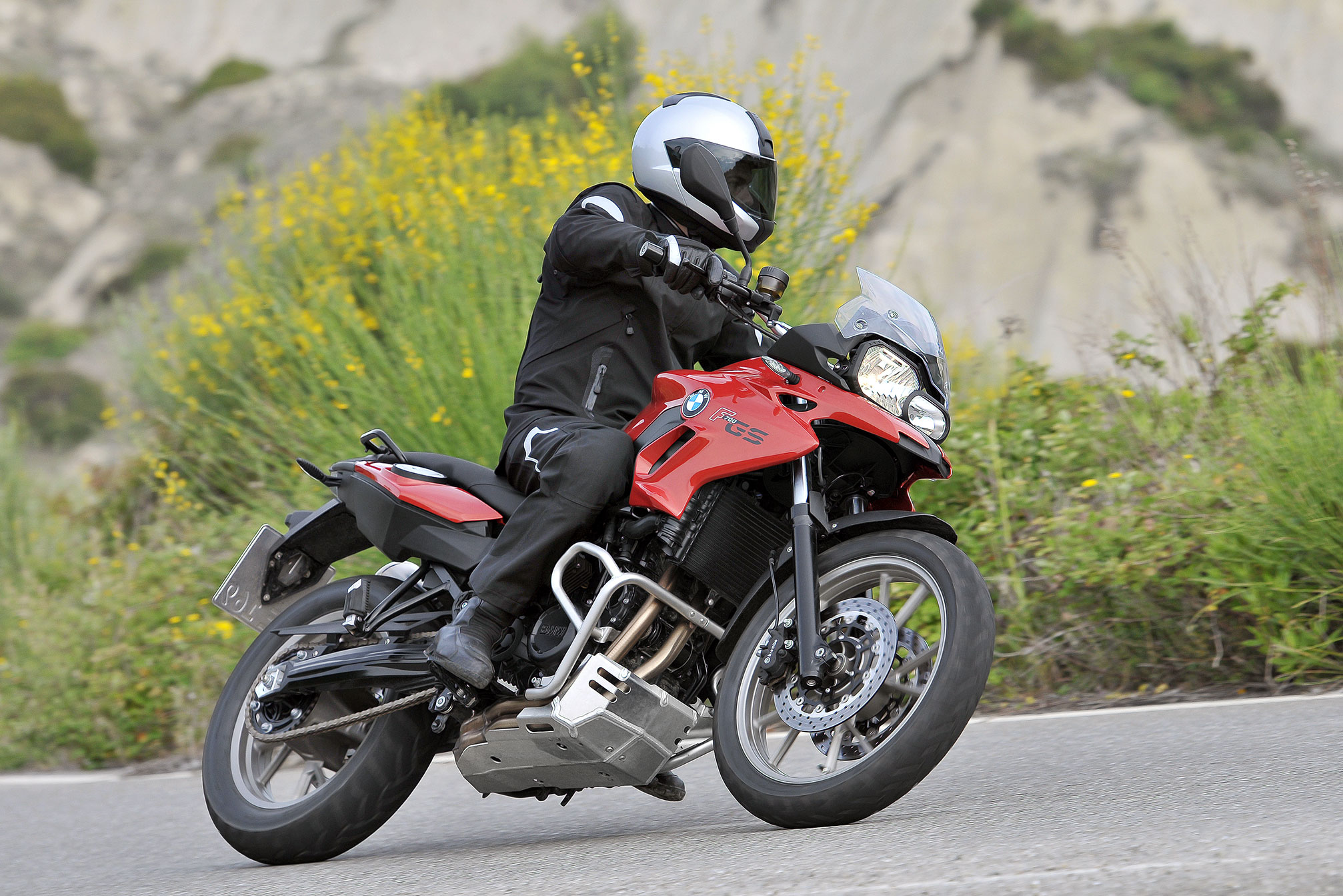 2014 BMW F700GS Review
