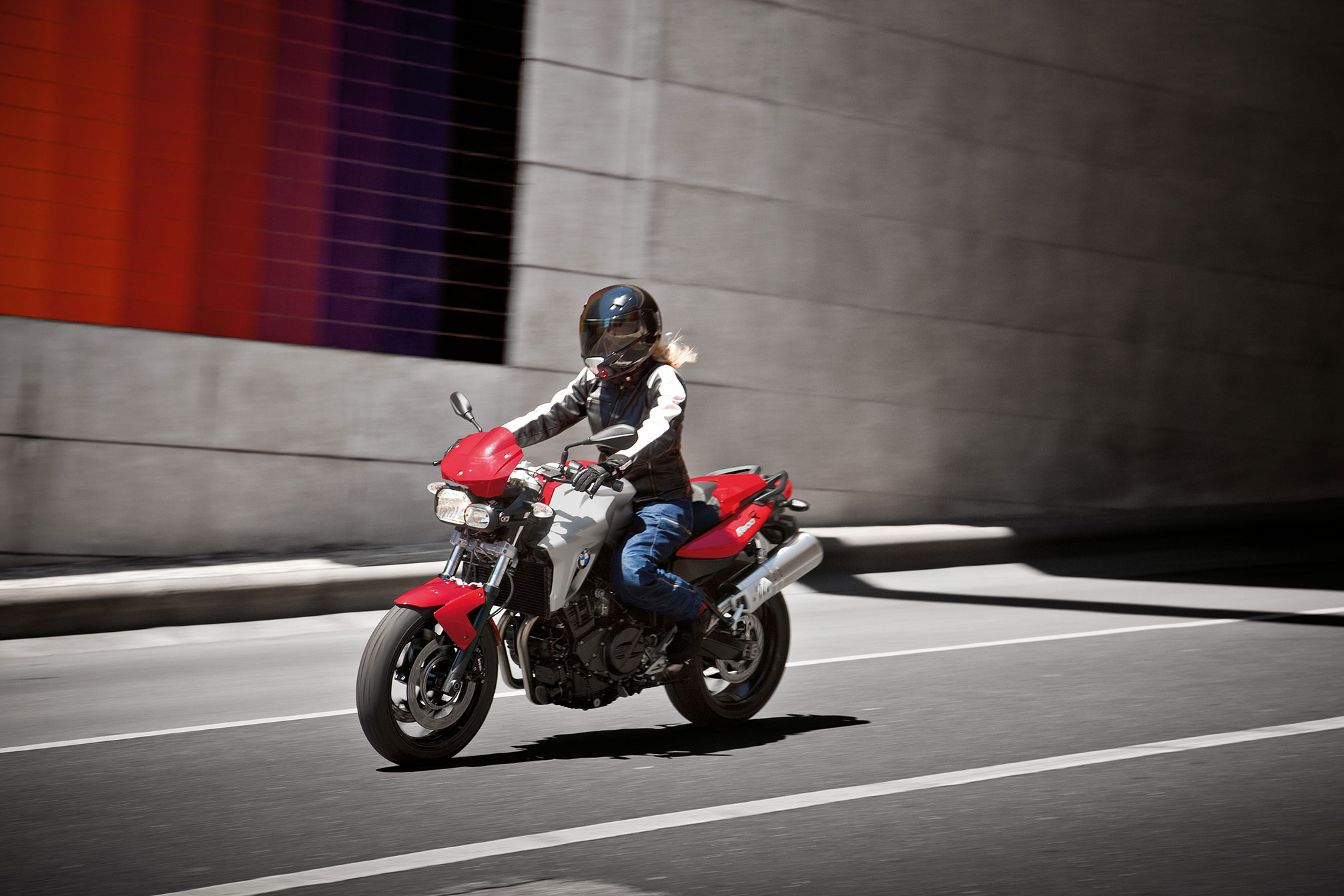2014 Bmw F800r Review