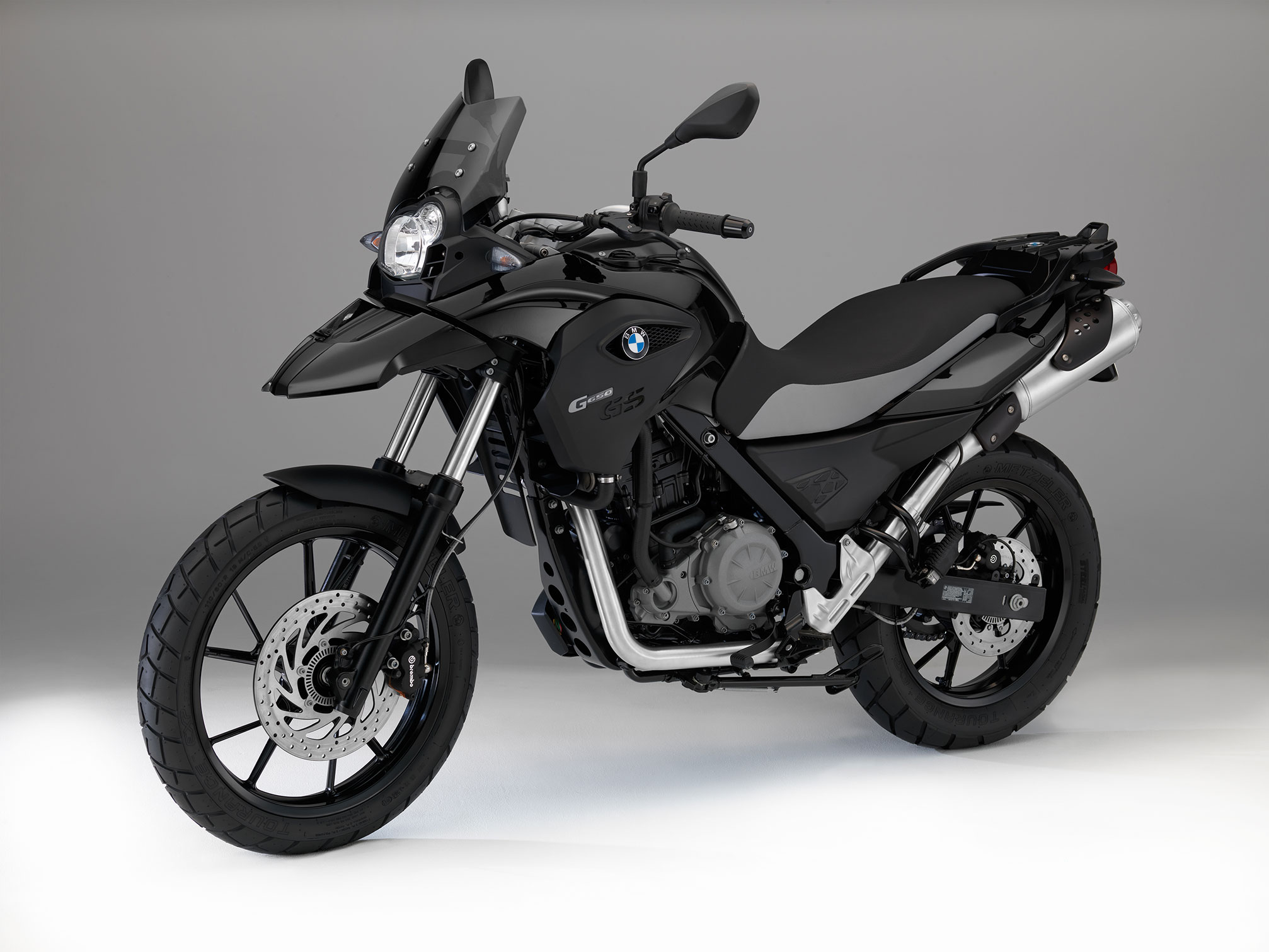 2014 BMW G650GS Review