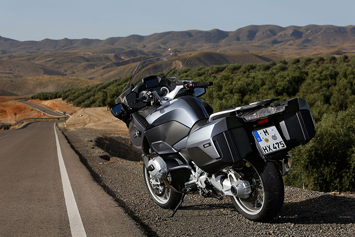 2014 BMW R1200RT Review