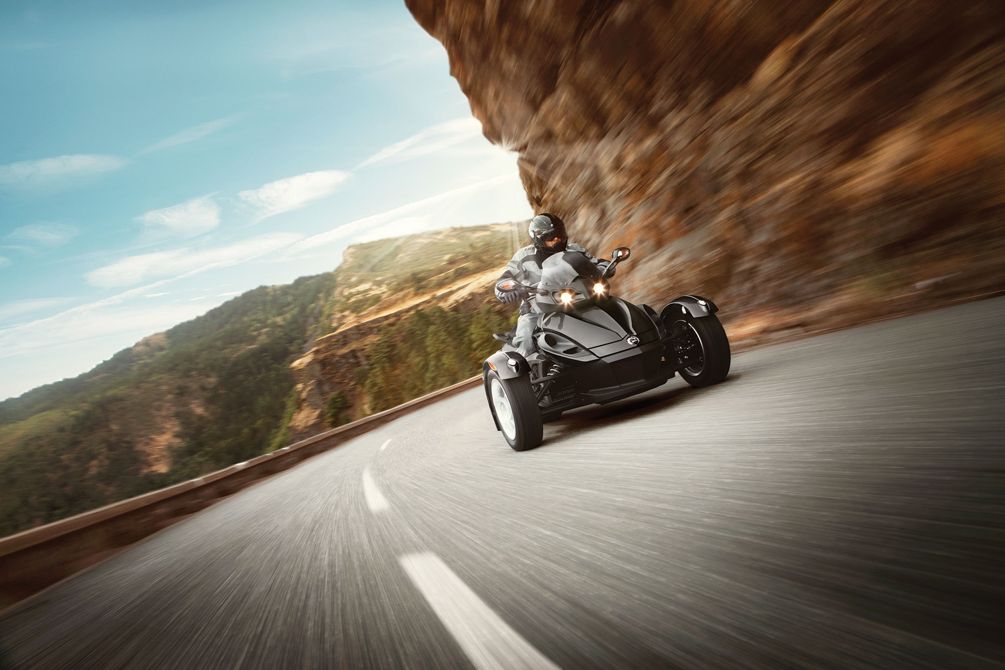 2014 Can-Am Spyder RS