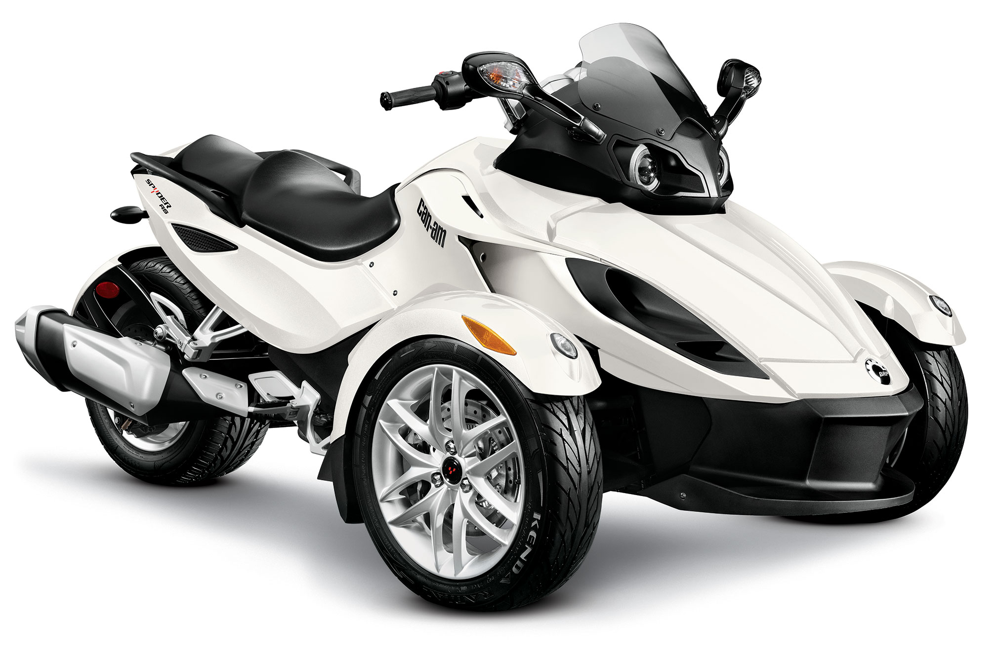2014 Can Am Spyder Rs Review