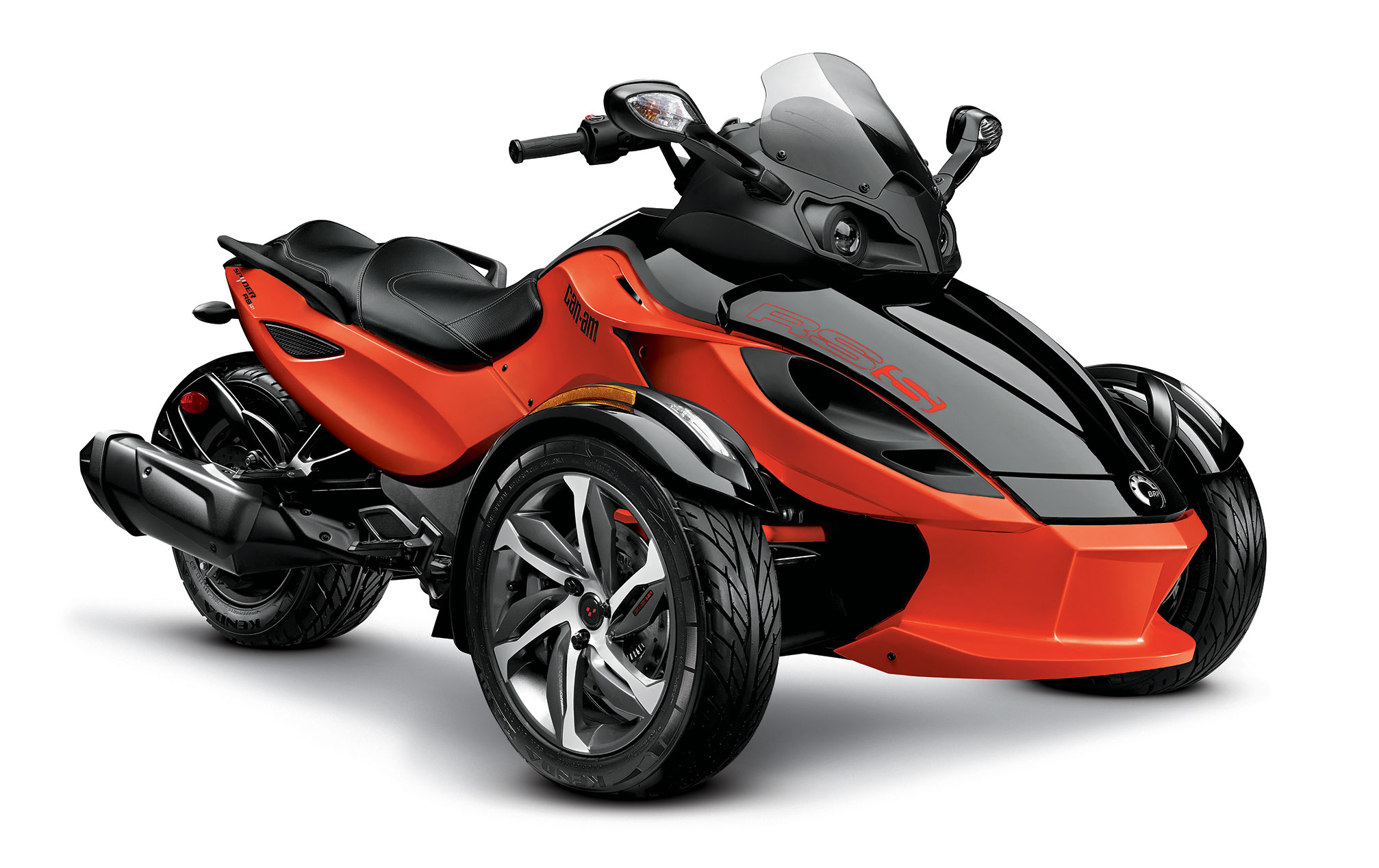 2014 Can-Am Spyder RS-S Review