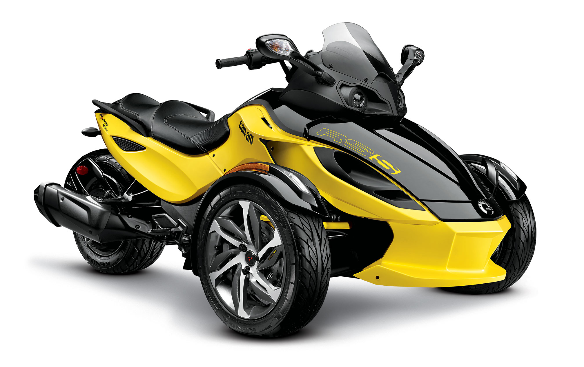 2014 can am spyder rs s