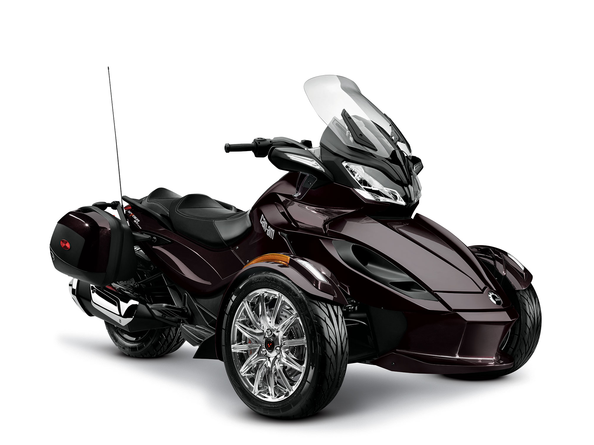 2014 Can Am Spyder ST Limited Review