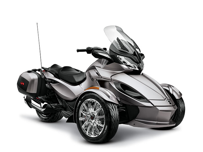 2014 Can-Am Spyder ST Limited