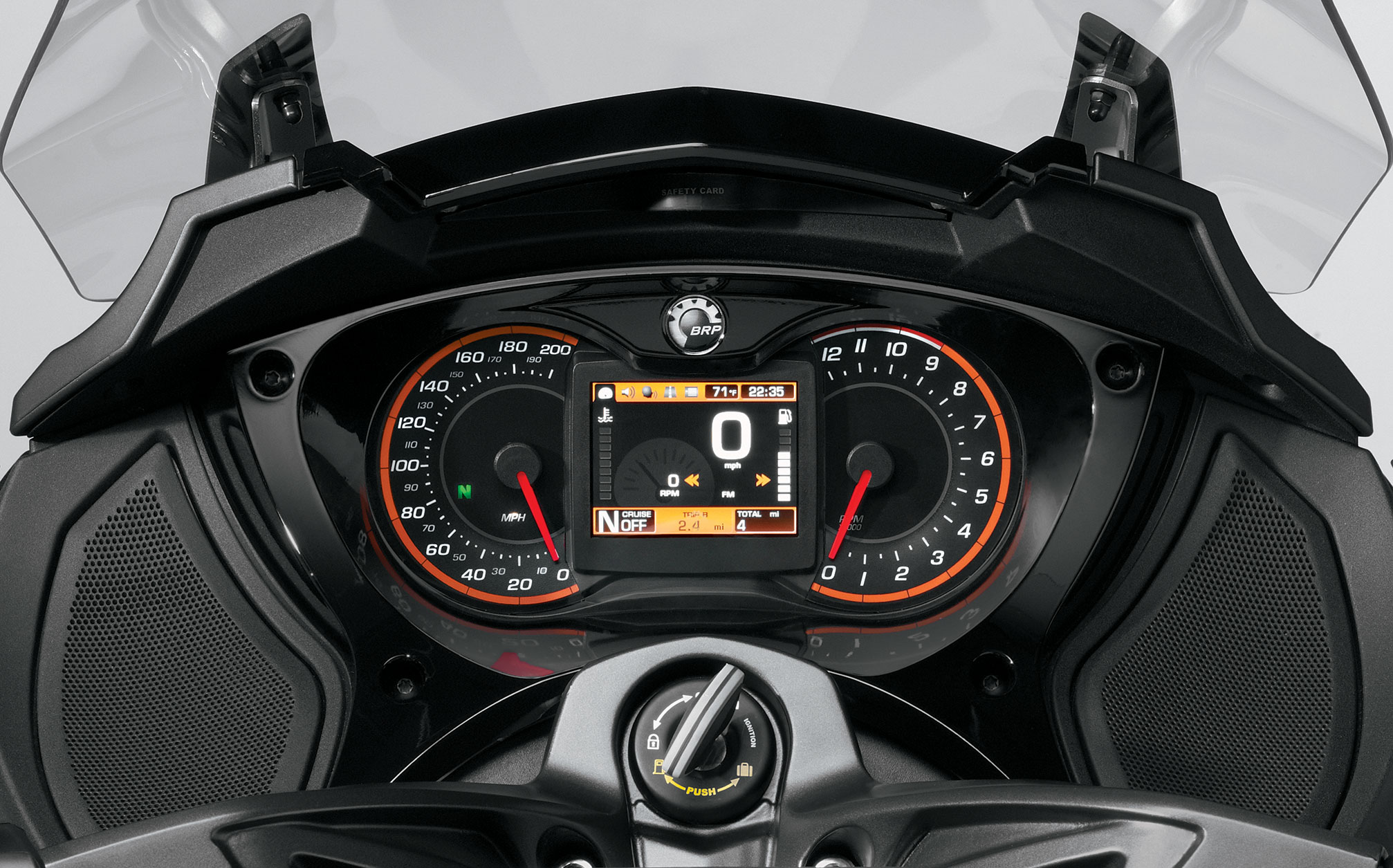 2014 can am spyder st limited