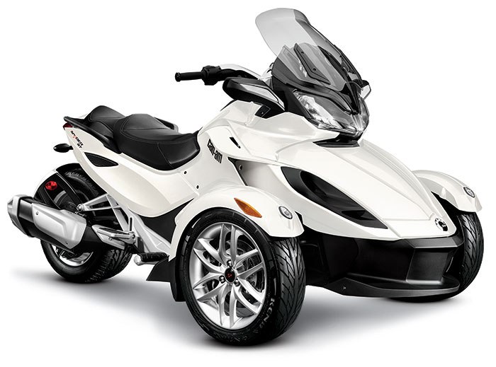 2014 Can-Am Spyder ST