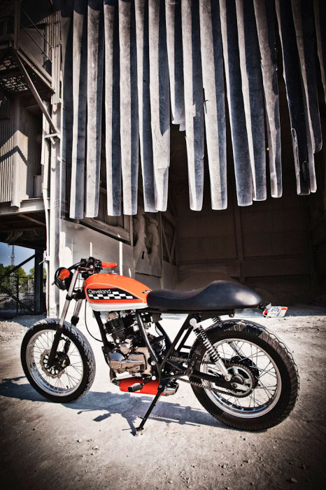 2015 Cleveland CycleWerks Ace Standard
