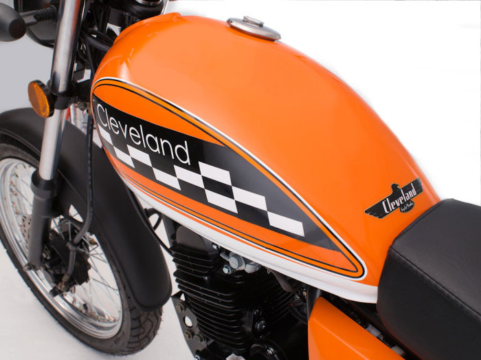 2014 Cleveland CycleWerks Ace Standard