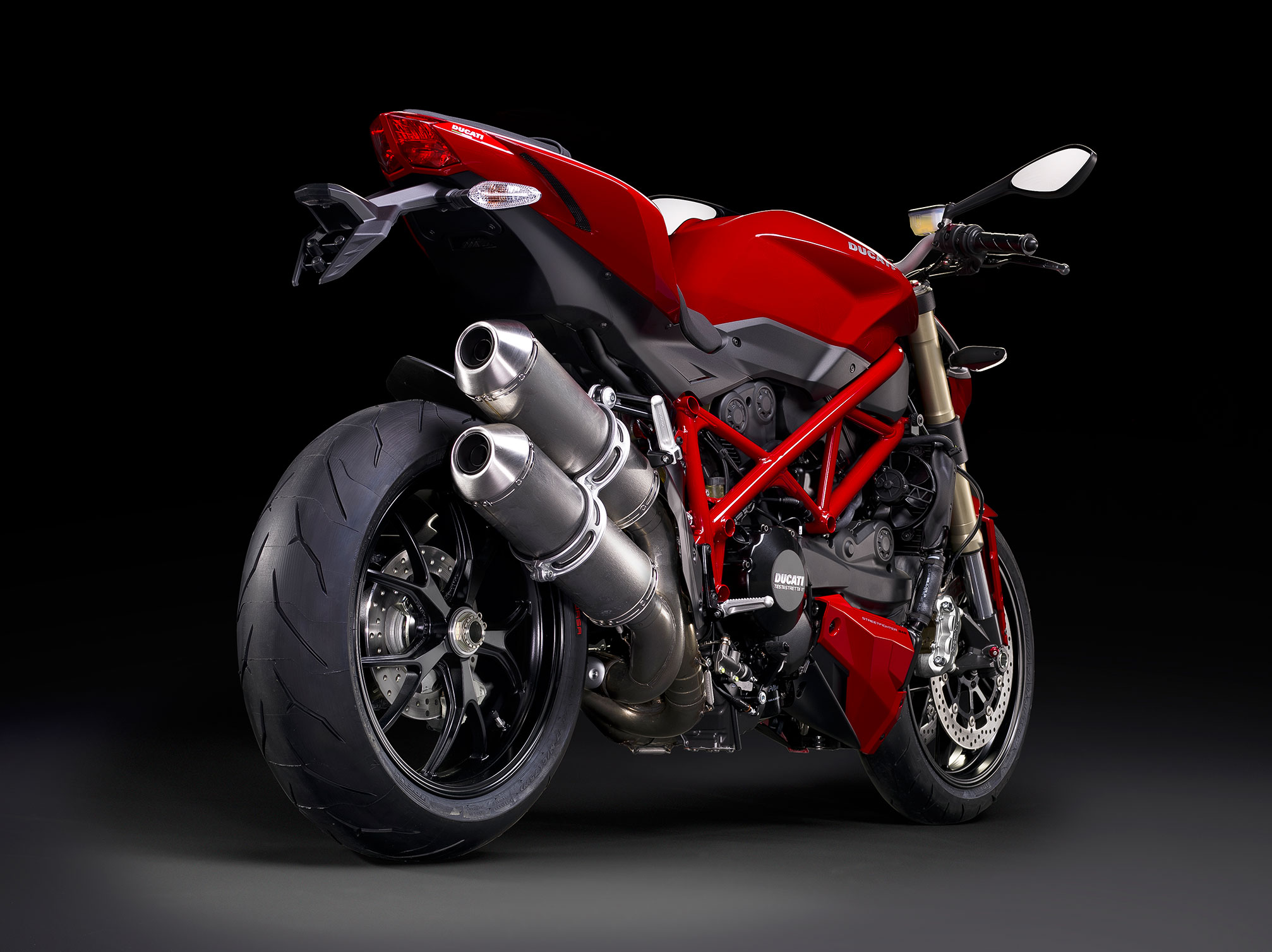 2014 Ducati Streetfighter 848 Review