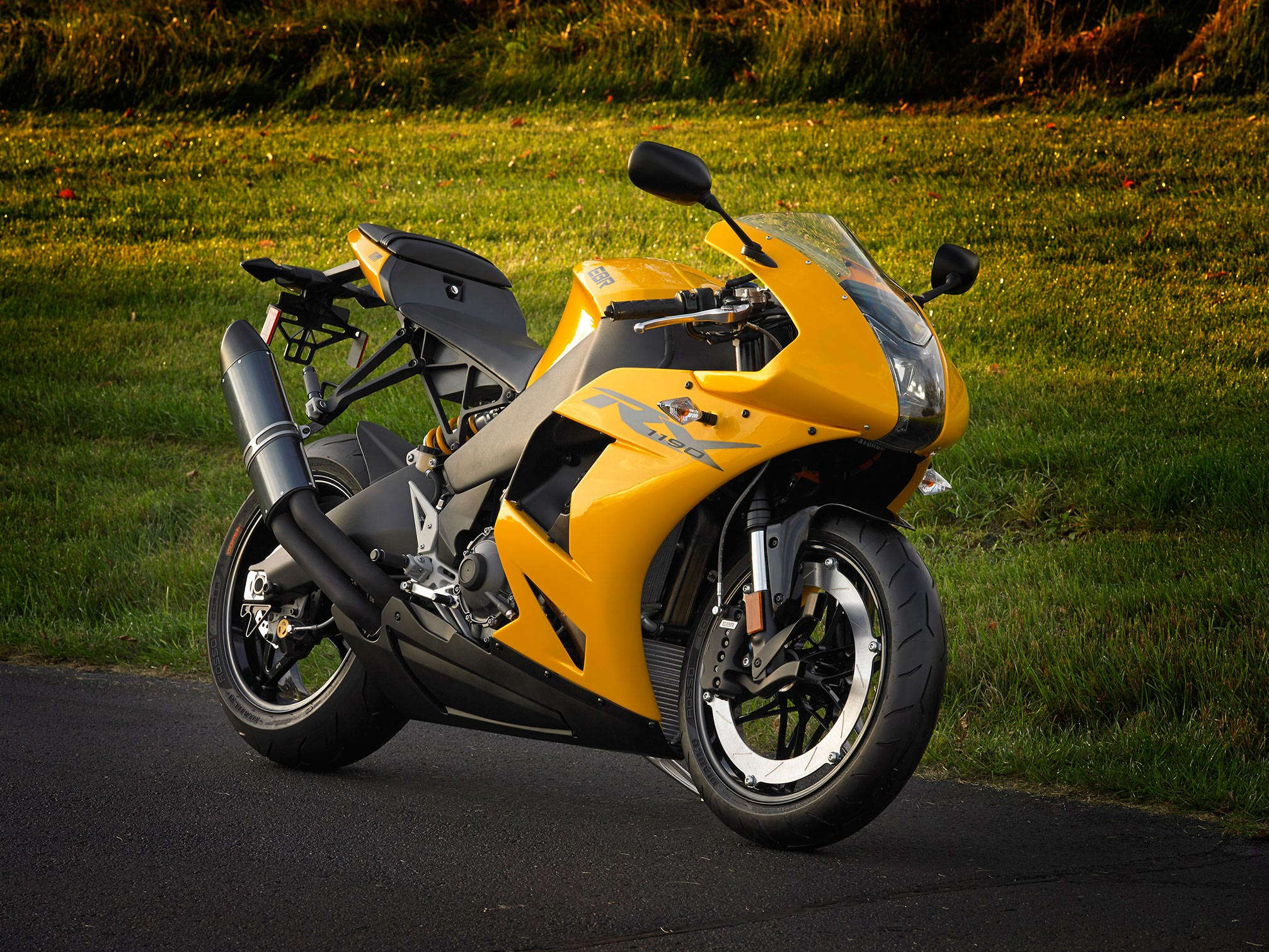 2014 EBR (Erik Buell Racing) Motorcycle Models