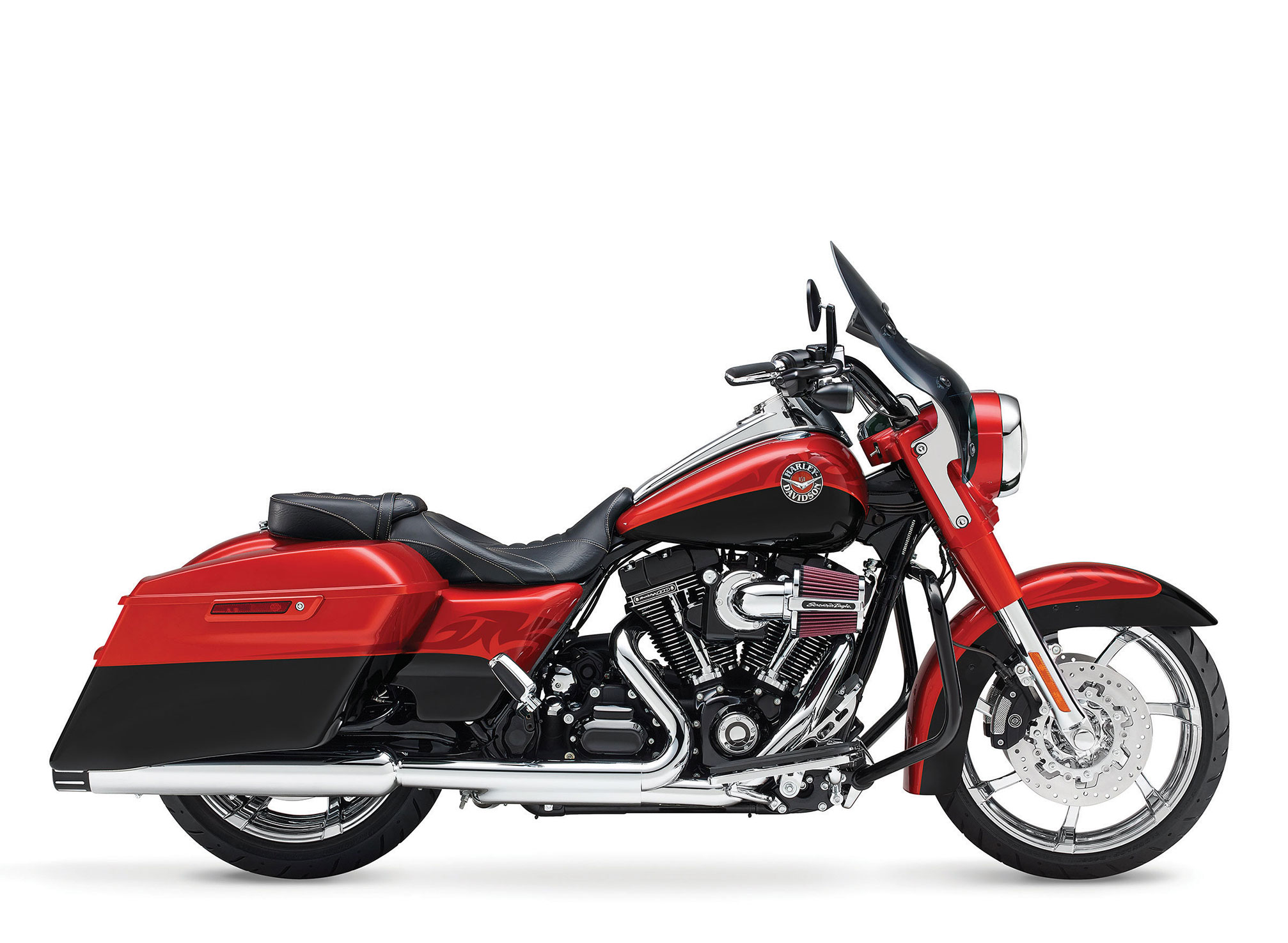 2014 harley davidson flhrse5 cvo road king review. Black Bedroom Furniture Sets. Home Design Ideas