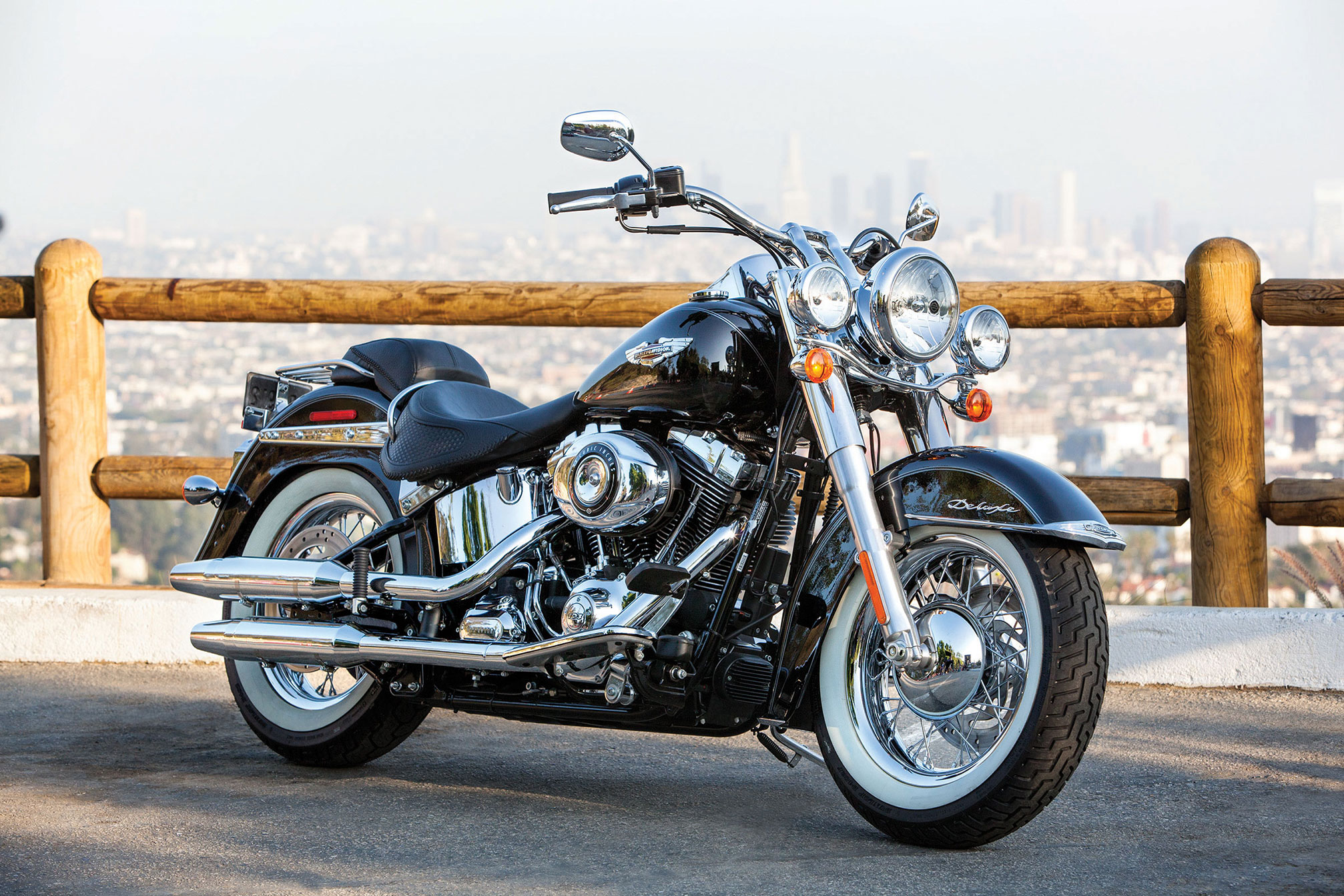 2014 harley davidson flstn softail deluxe review back to 2014 harley davidson motorcycle model review page publicscrutiny Gallery