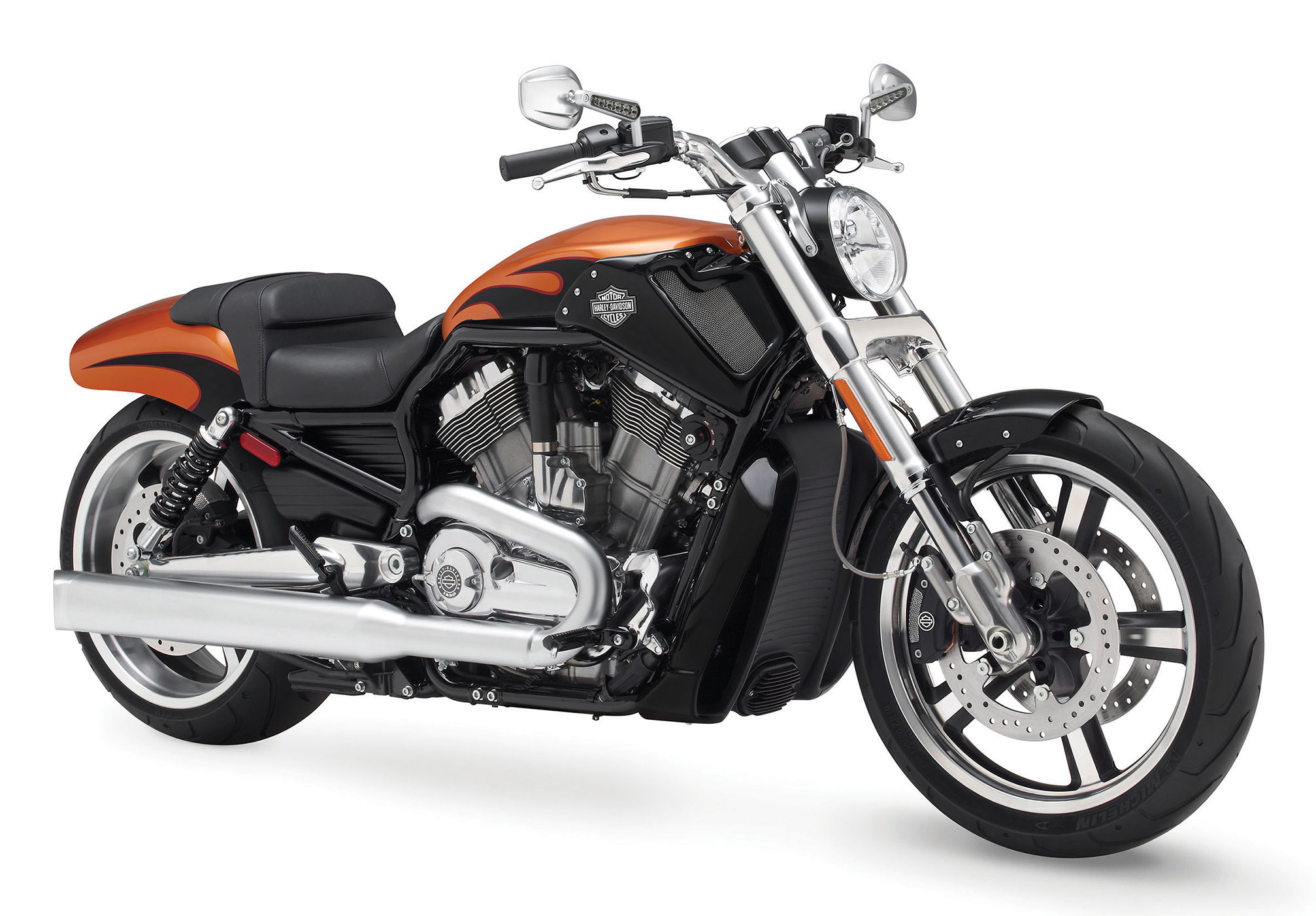 2014 Harley-Davidson VRSCF V-Rod Muscle Review