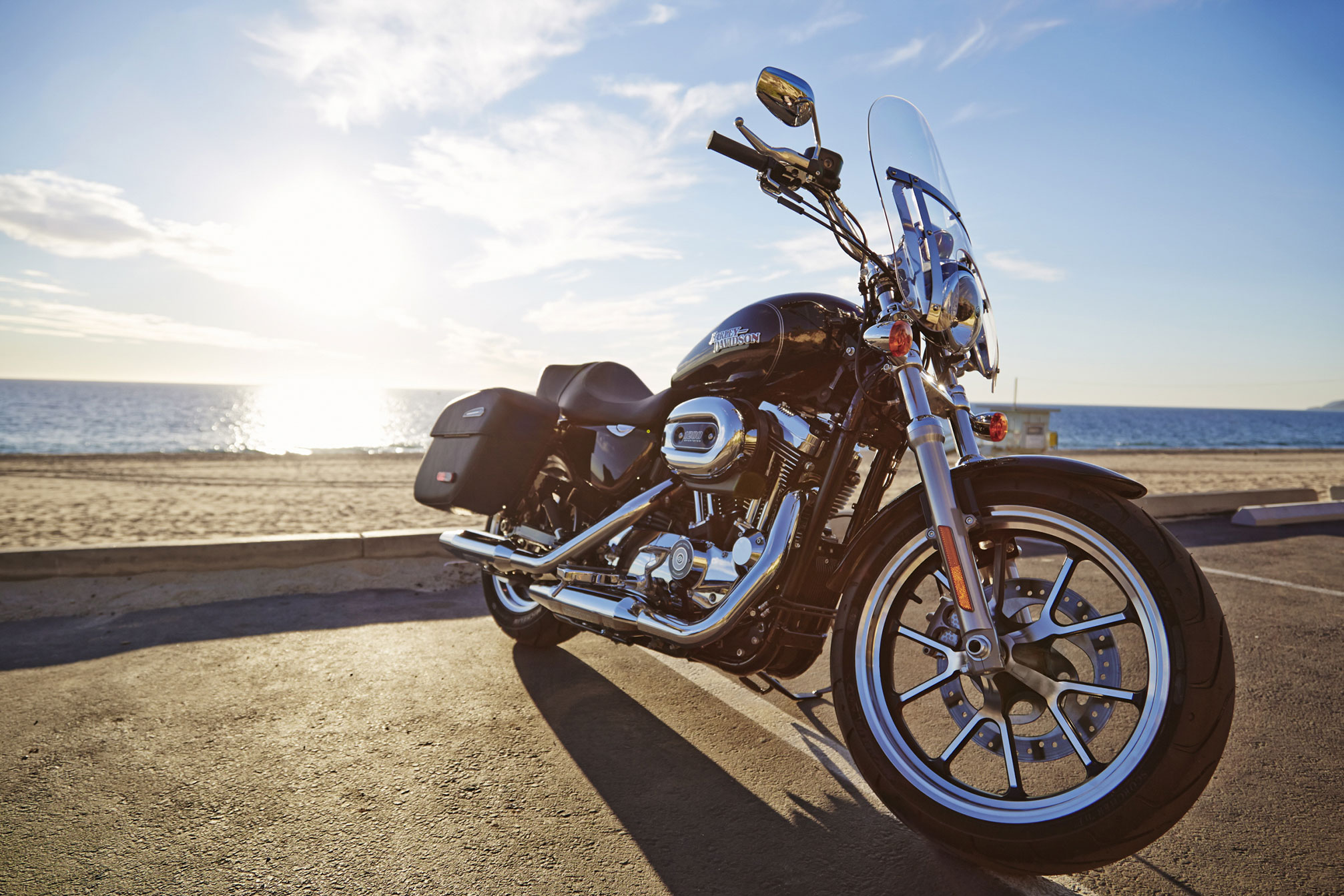 2014 Harley Davidson Xl1200t Superlow Review Touring Throttle By Wire Jumper Harness Heated Grip Wiring